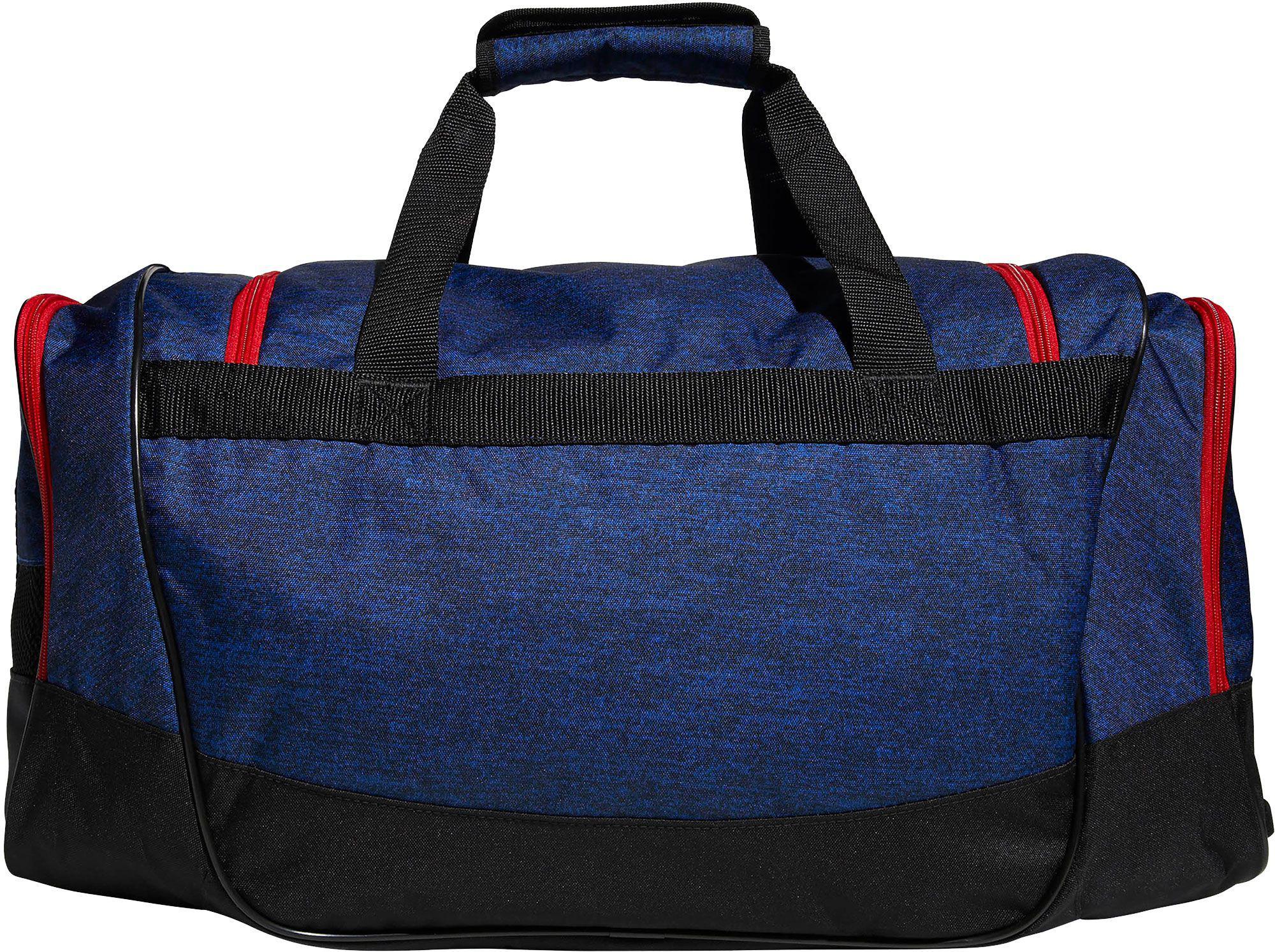 Adidas Blue Defender Iii Medium Duffle Bag For Men Lyst View Fullscreen