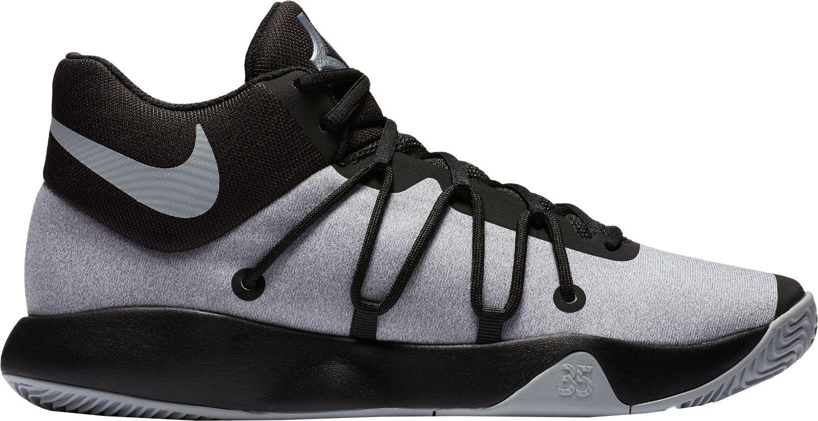 meet 88349 b51f6 Nike - Black Kd Trey 5 V Basketball Shoes for Men - Lyst