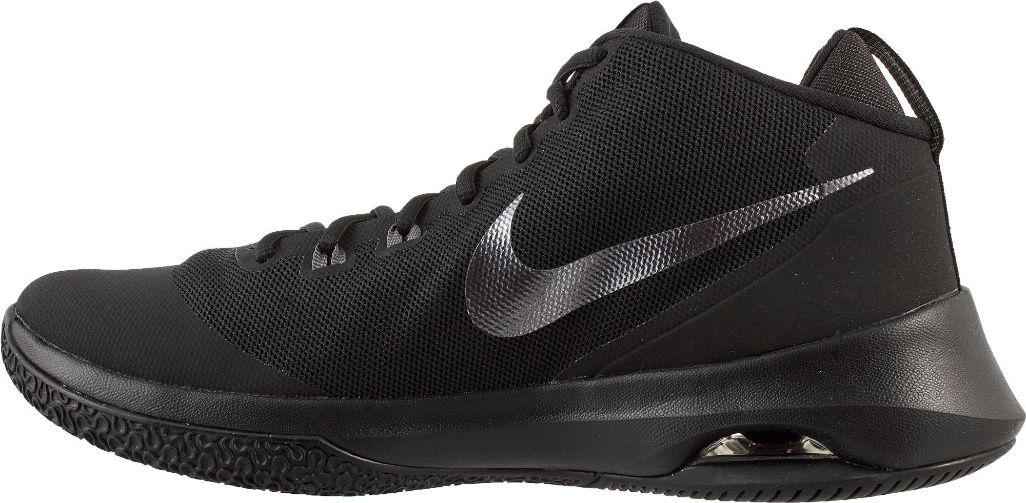 Lyst In Shoes Black Basketball For Air Nike Nubuck Versitile Men OqpXzF