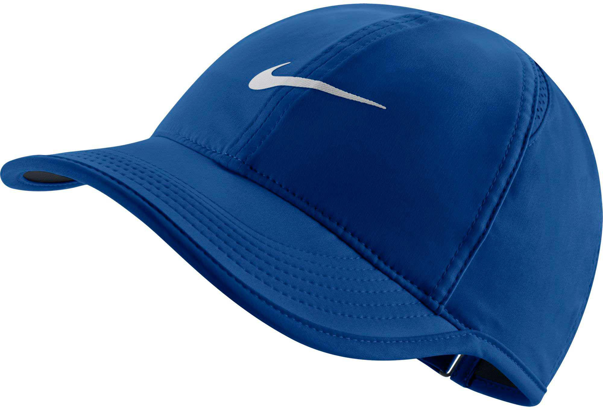 6cd52e96d Nike - Blue Feather Light Adjustable Hat - Lyst