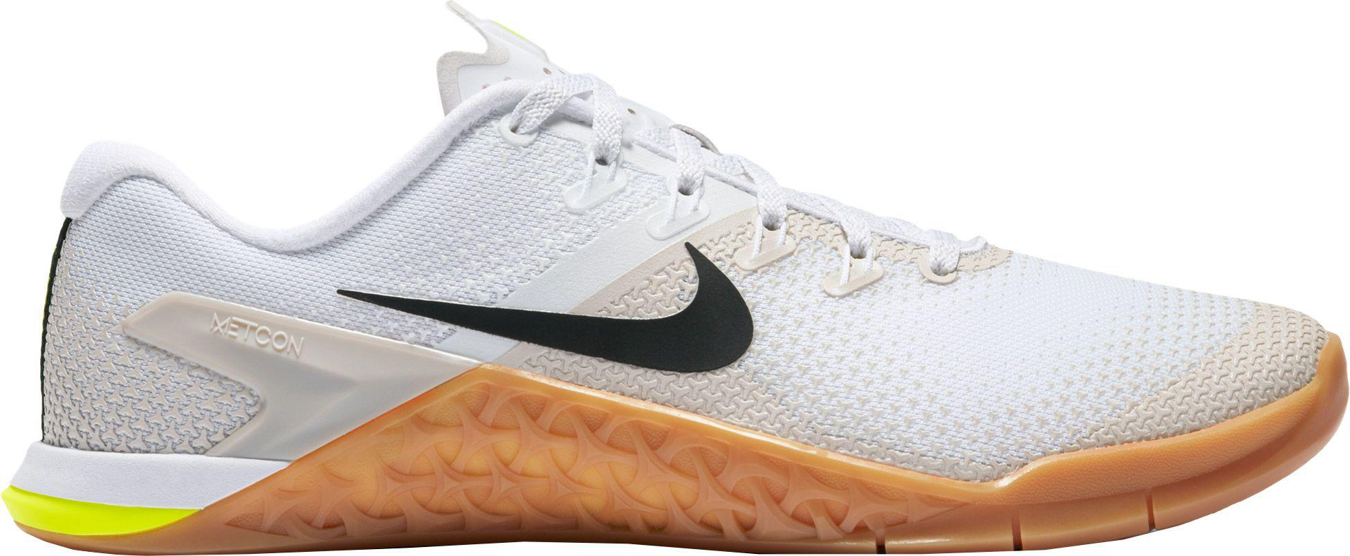a86b4e70f7e24 Lyst - Nike Metcon 4 Training Shoes in White for Men