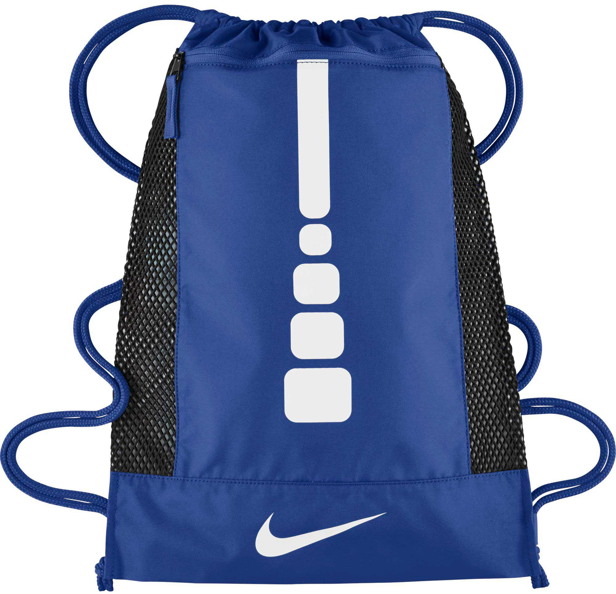 Lyst - Nike Hoops Elite Gym Sack Pack in Blue for Men d5e768fadbcd2