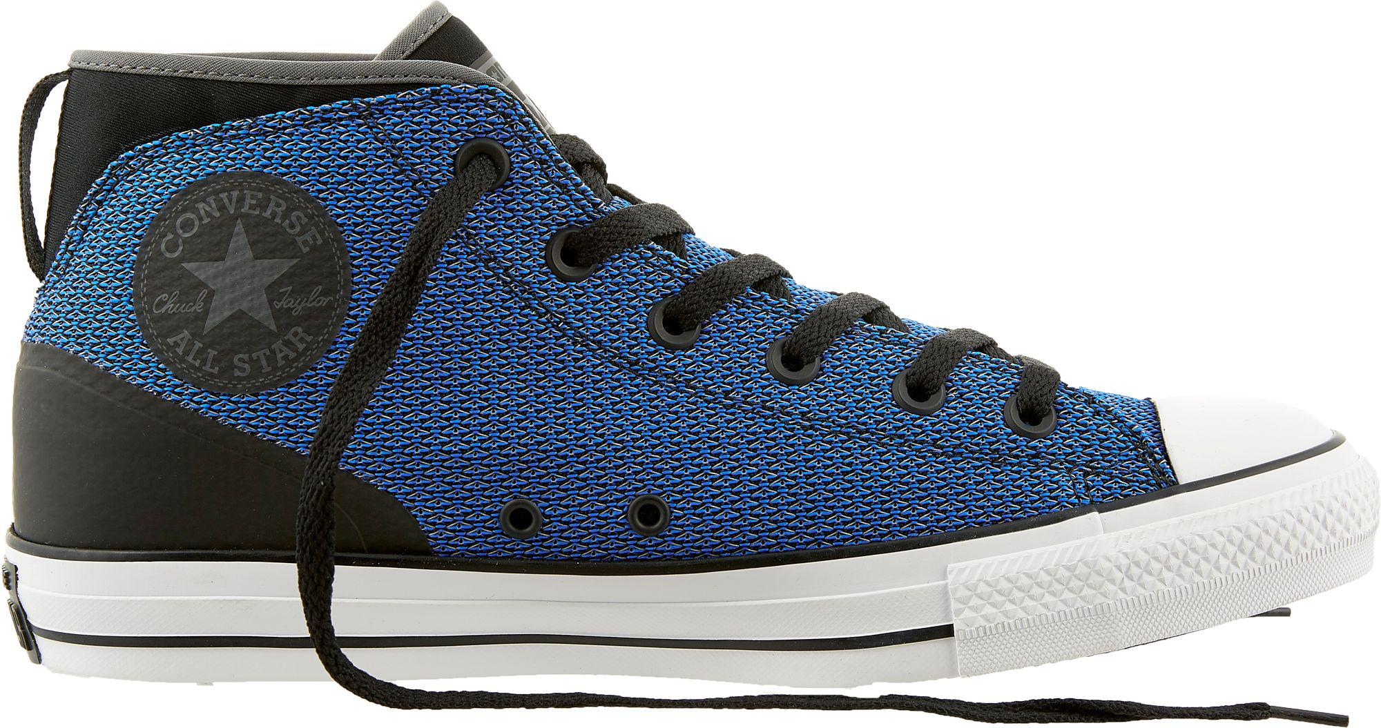 6df39af1045b Lyst - Converse Chuck Taylor All Star Syde Street Mid-top Casual ...