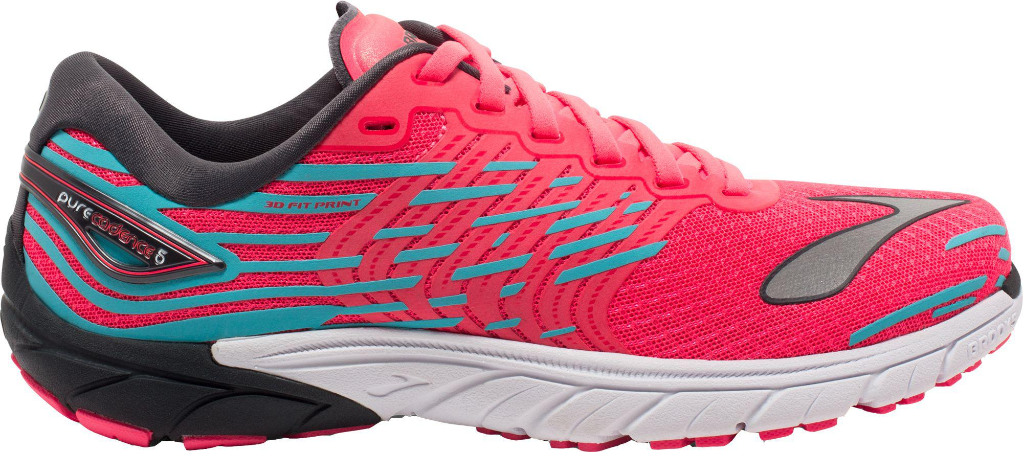 Pink Brooks Running Purecadence In Shoes Lyst 5 For Men RUFqwOR1x