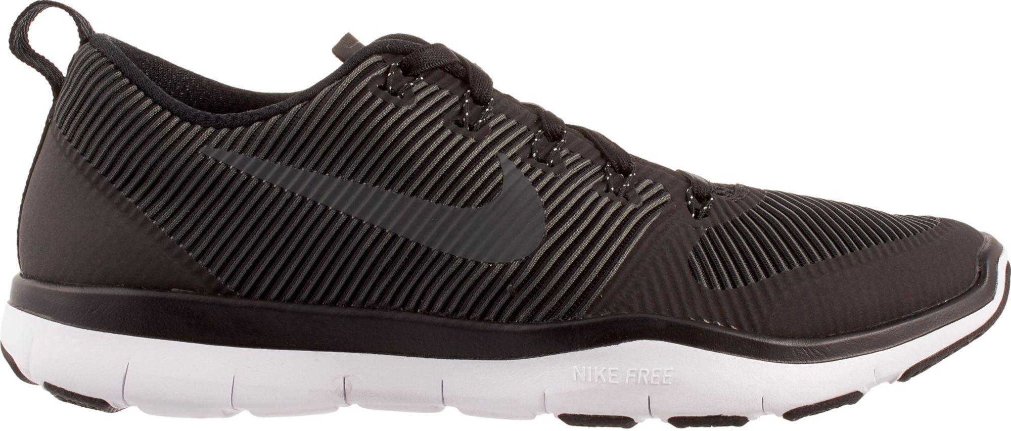 847ac683878e Lyst - Nike Free Train Versatility Training Shoes in Black for Men