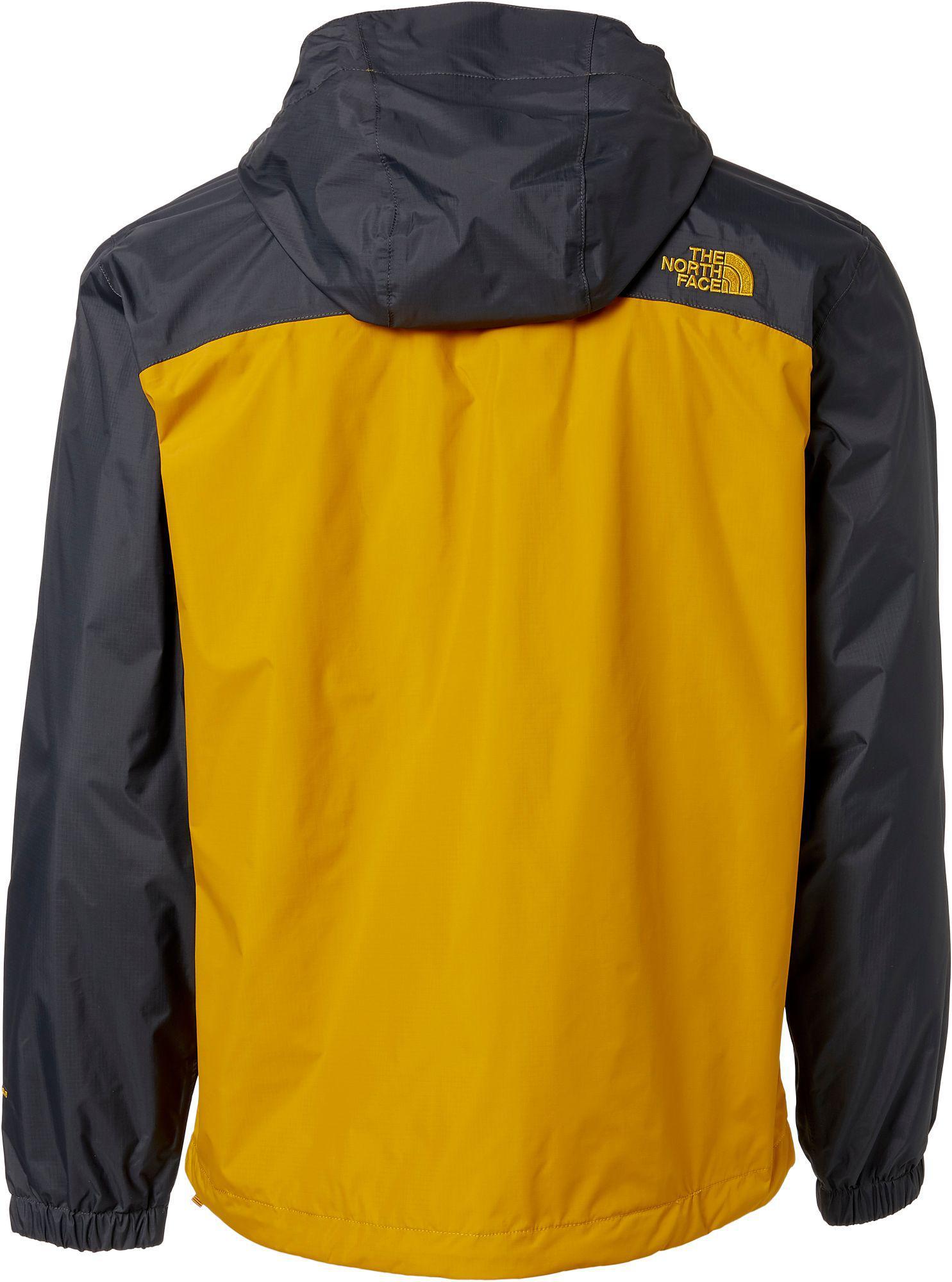 81a95f223b ... denmark the north face yellow stinson rain jacket for men lyst 18131  b0395