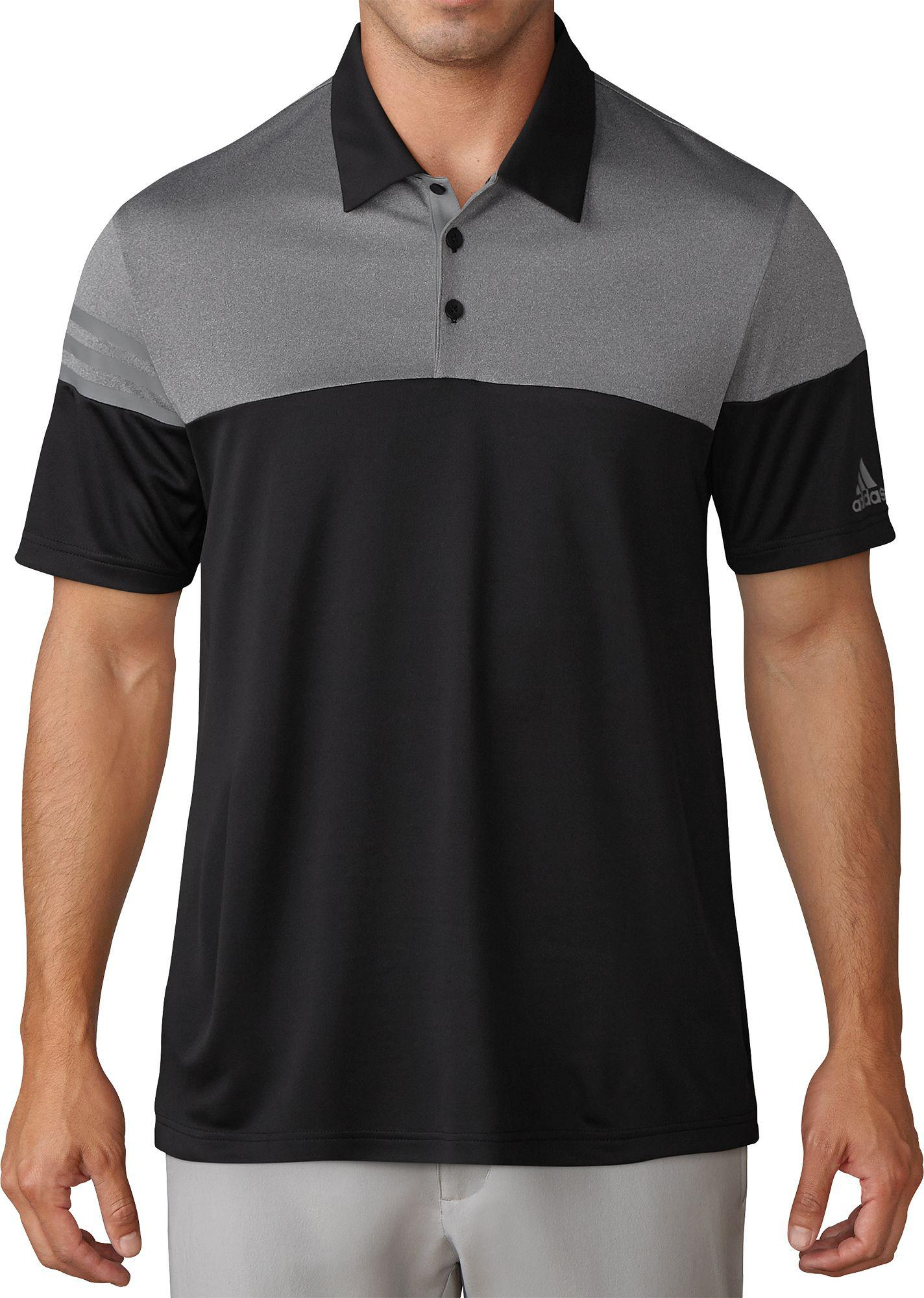 Looks - Golf adidas shirts photo video