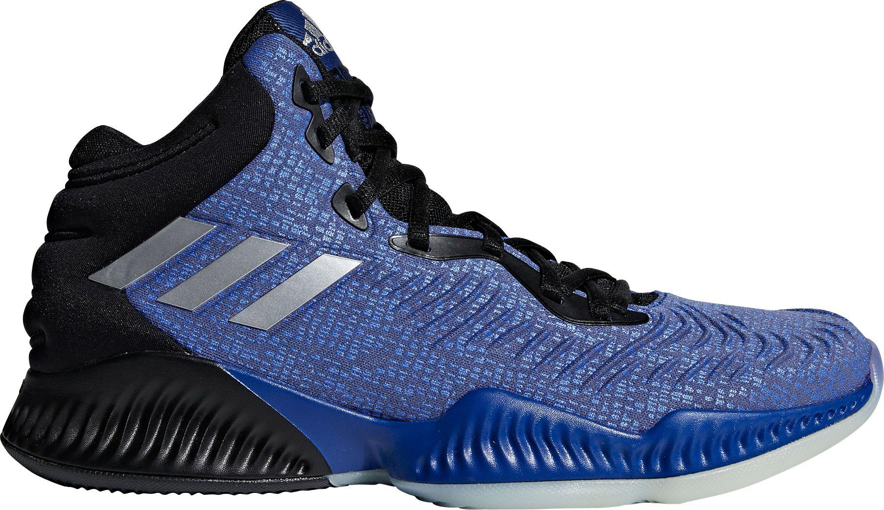 b55e5e541f5 ... new arrival 8ee6e f3c76 Adidas - Blue Mad Bounce 2018 Basketball Shoes  for Men - Lyst