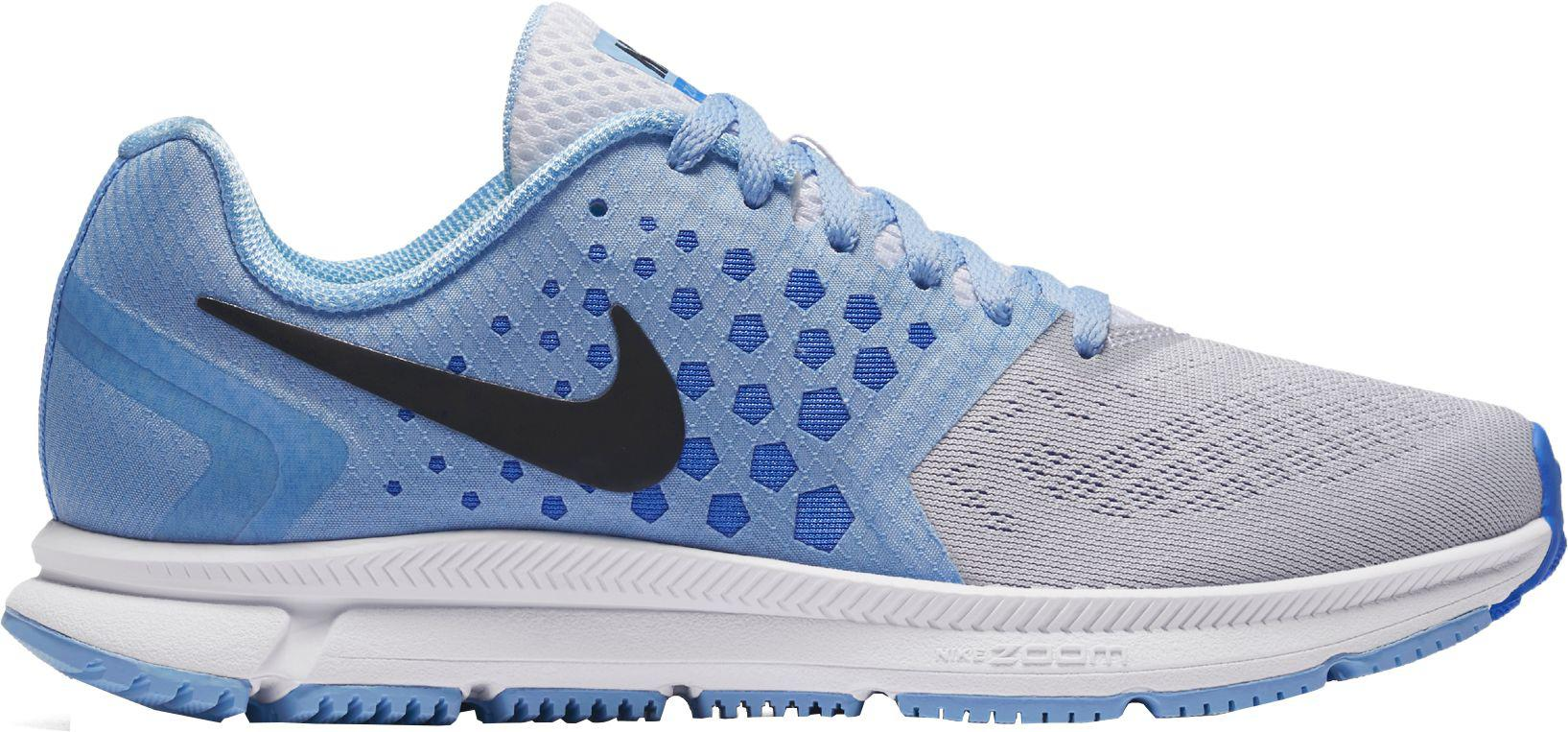 finest selection 04ede 46e4a Nike - Blue Air Zoom Span Shield Running Shoes for Men - Lyst