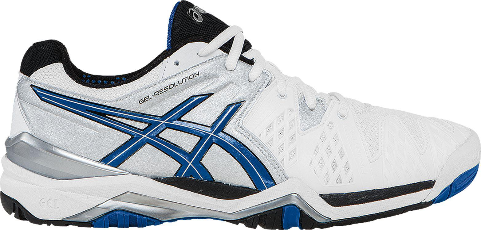 5a7e602c66 Asics Gel-resolution 6 Tennis Shoes in Blue for Men - Lyst