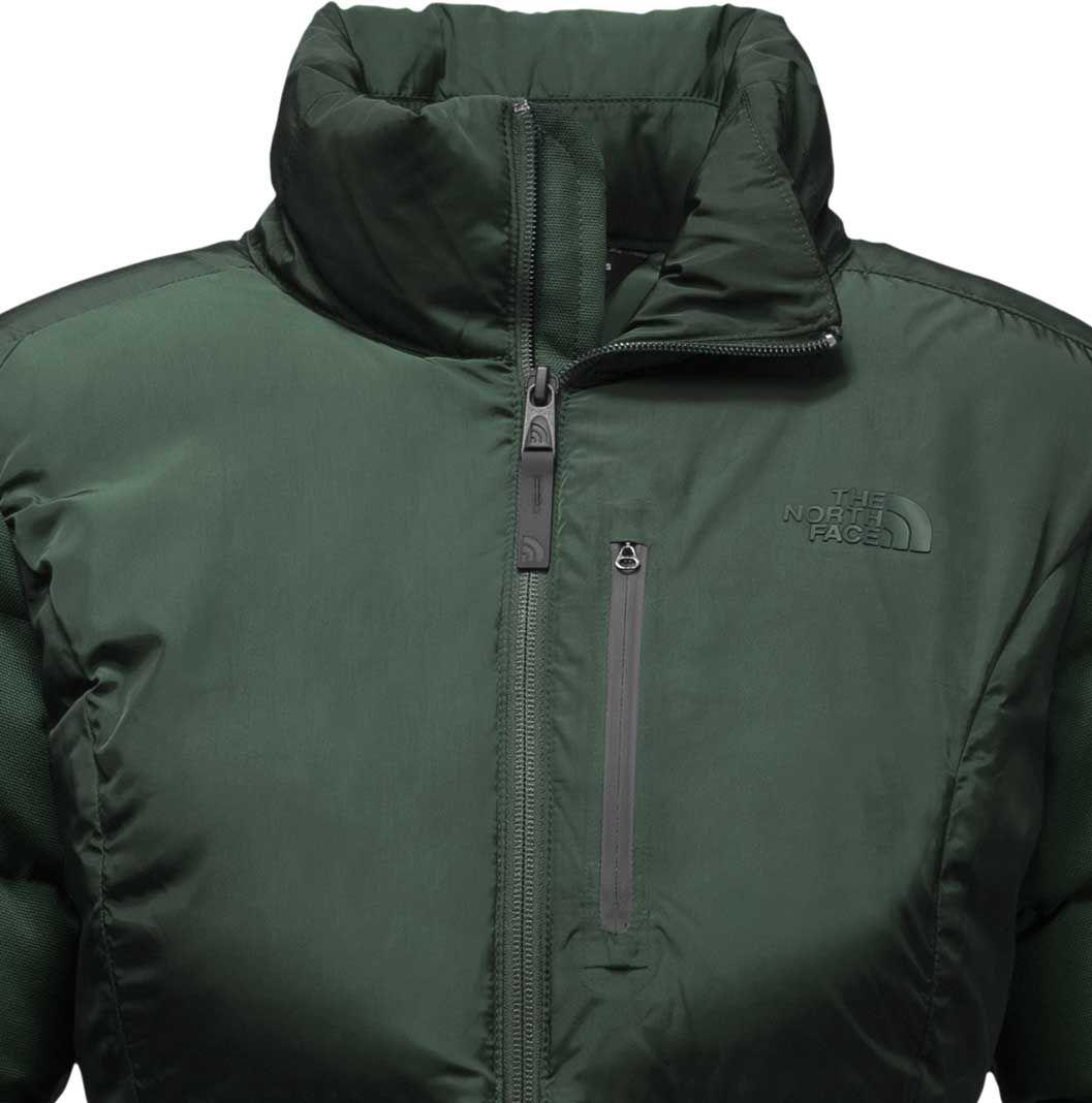 53eea4930d84 ... top quality lyst the north face denali down jacket past season in green  81a11 4de4b