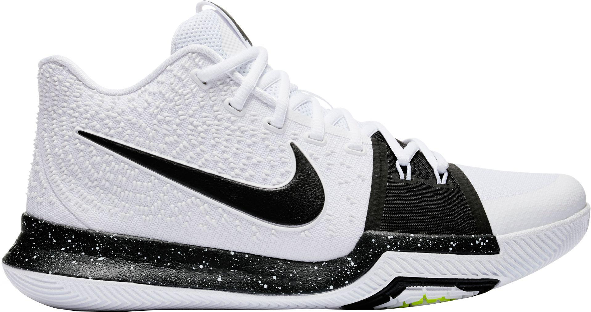 1963474b768e ... italy nike. mens white kyrie 3 tb basketball shoes. 120 80 from dicks  sporting