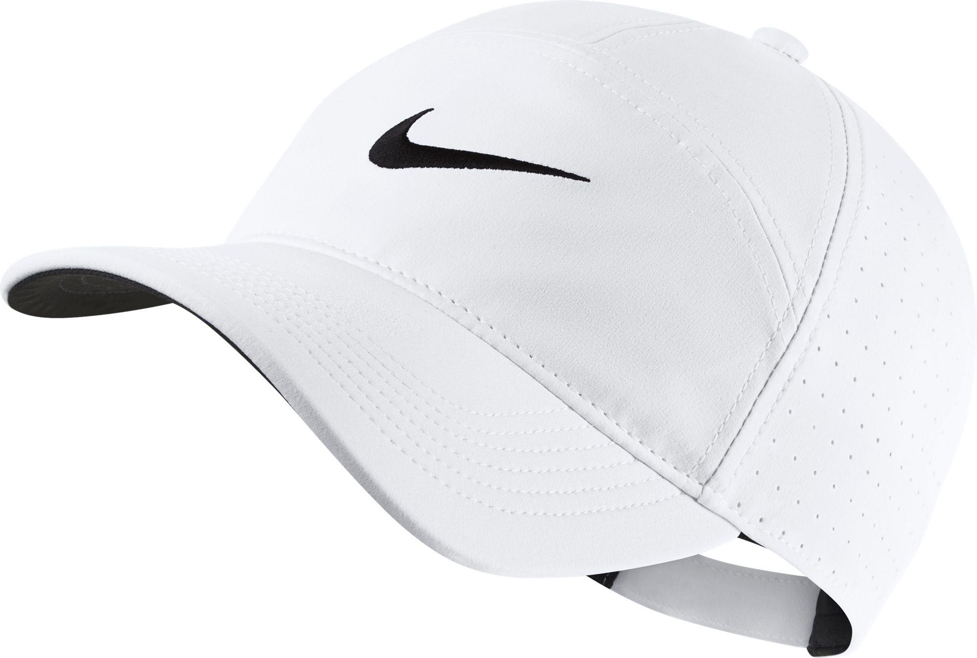 a57b7fda032a4 Lyst - Nike Legacy 91 Perforated Golf Hat in White for Men
