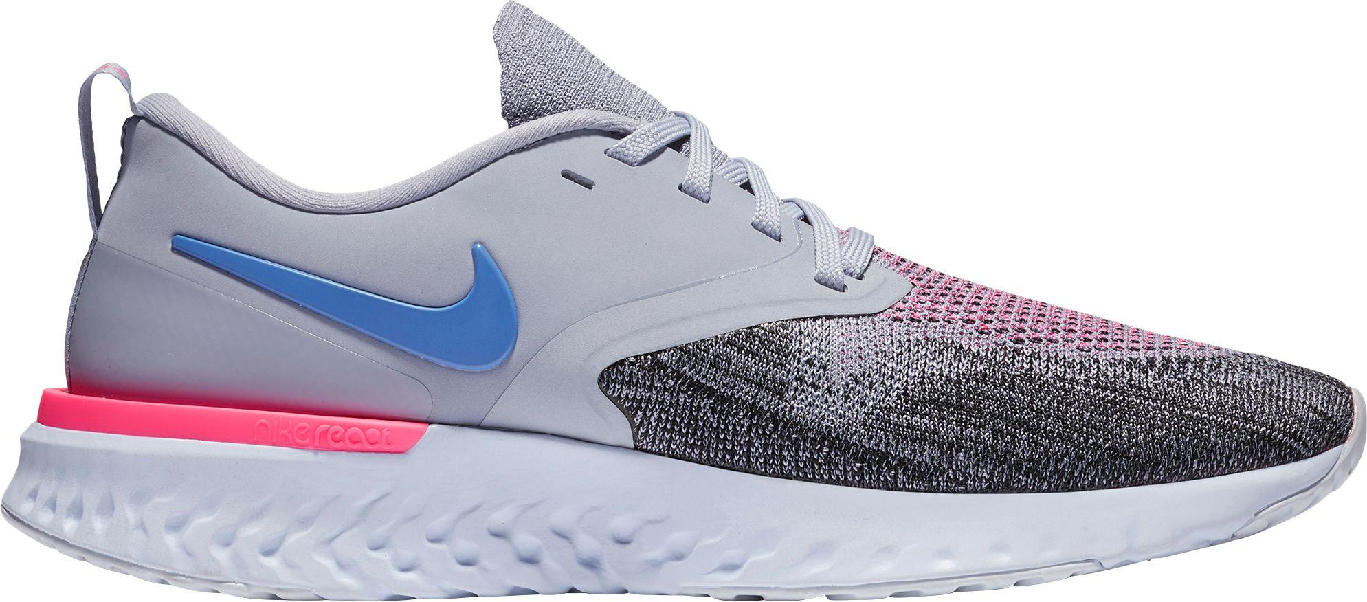 e55a7dc9ff57c Nike. Women s Odyssey React Flyknit 2 Running Shoes