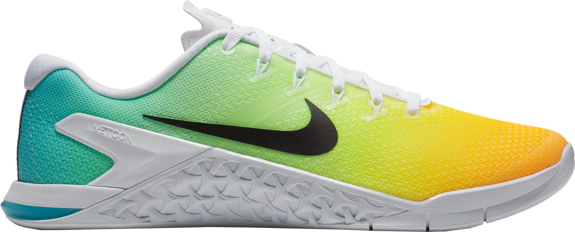 0e371c5306a3bd Nike - Multicolor Metcon 4 Training Shoes for Men - Lyst
