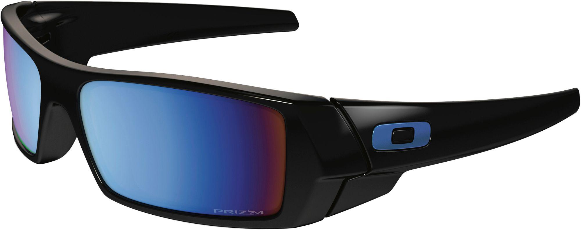 b925a1fc45 Oakley Gascan Prizm Deep Water Polarized Sunglasses in Black for Men ...