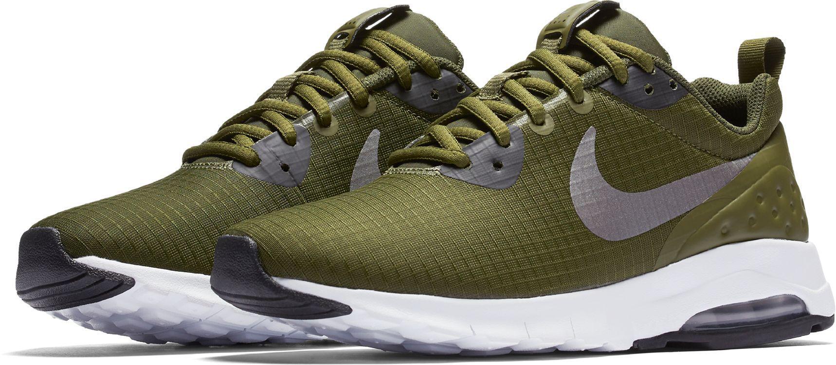 best website ab0bb af601 ... Nike - Green Air Max Motion Low Se Shoes for Men - Lyst.