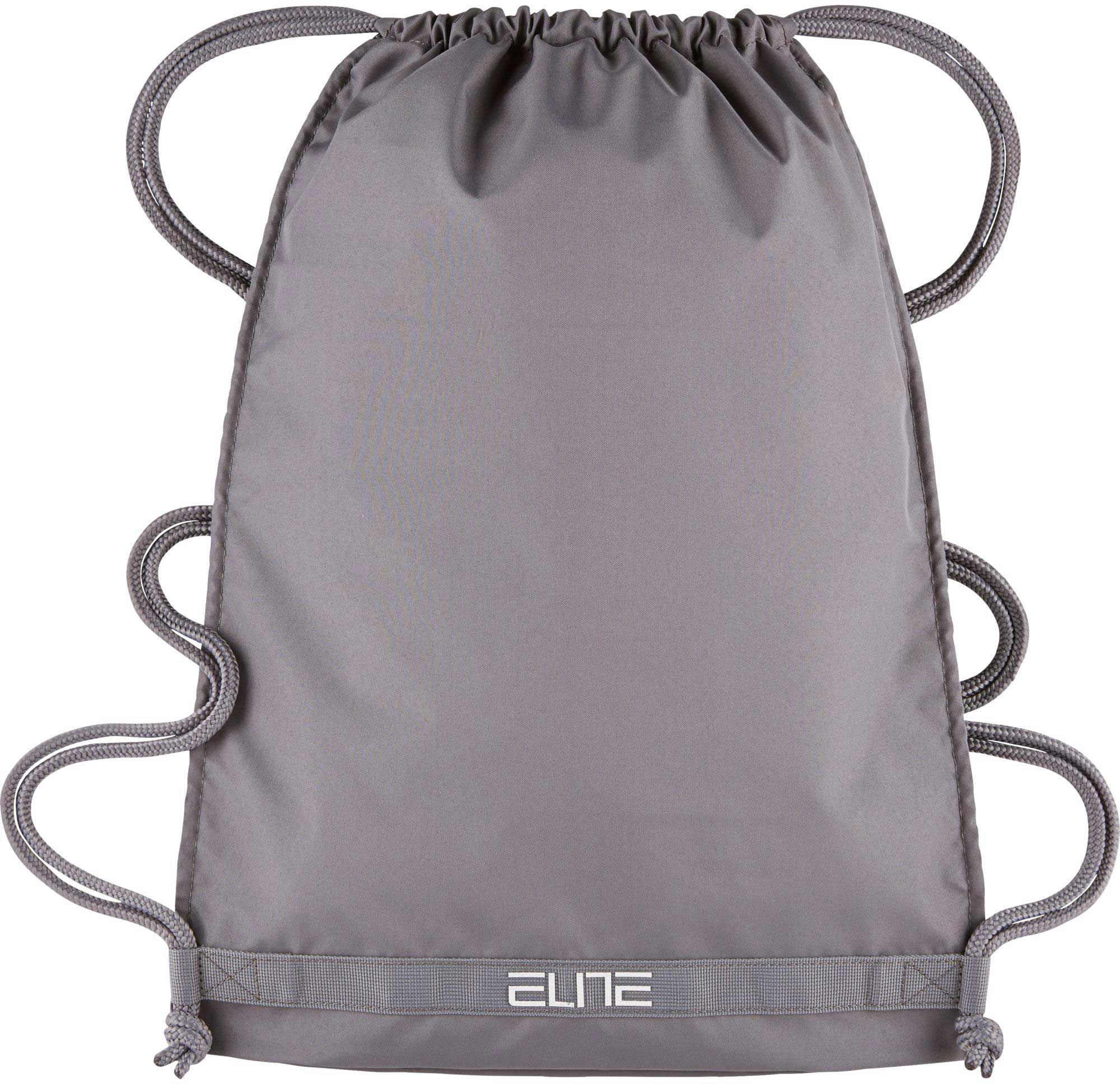 Lyst - Nike Hoops Elite Gym Sack Pack in Gray for Men 7fd6317a7501b