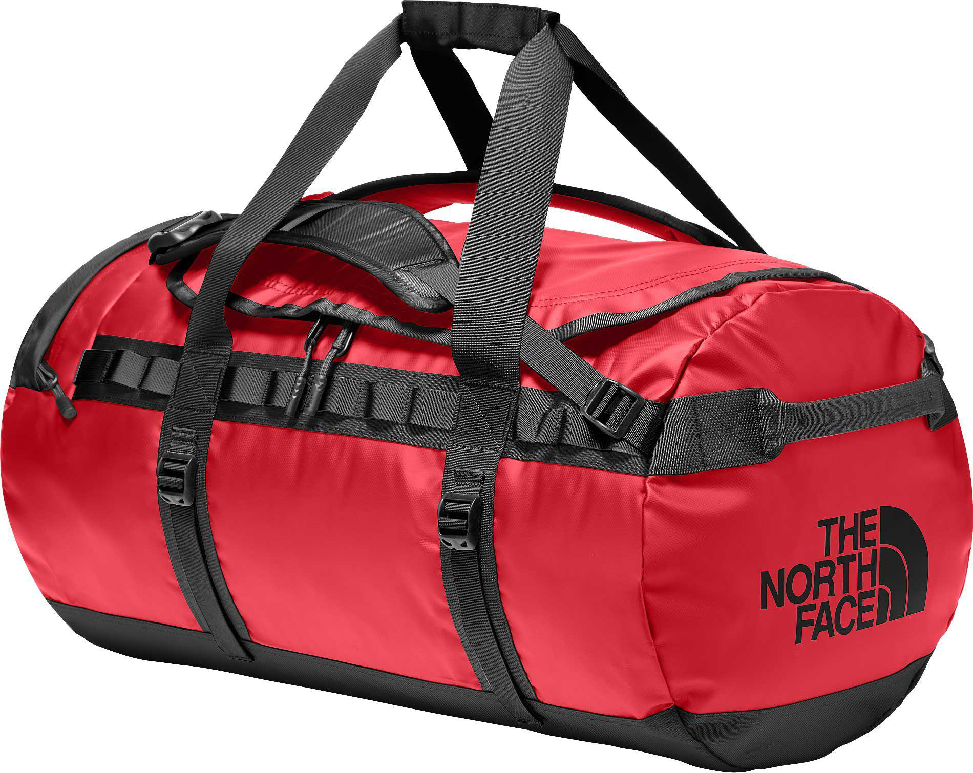 db697966a4 Lyst - The North Face Medium Base Camp Duffel in Red for Men