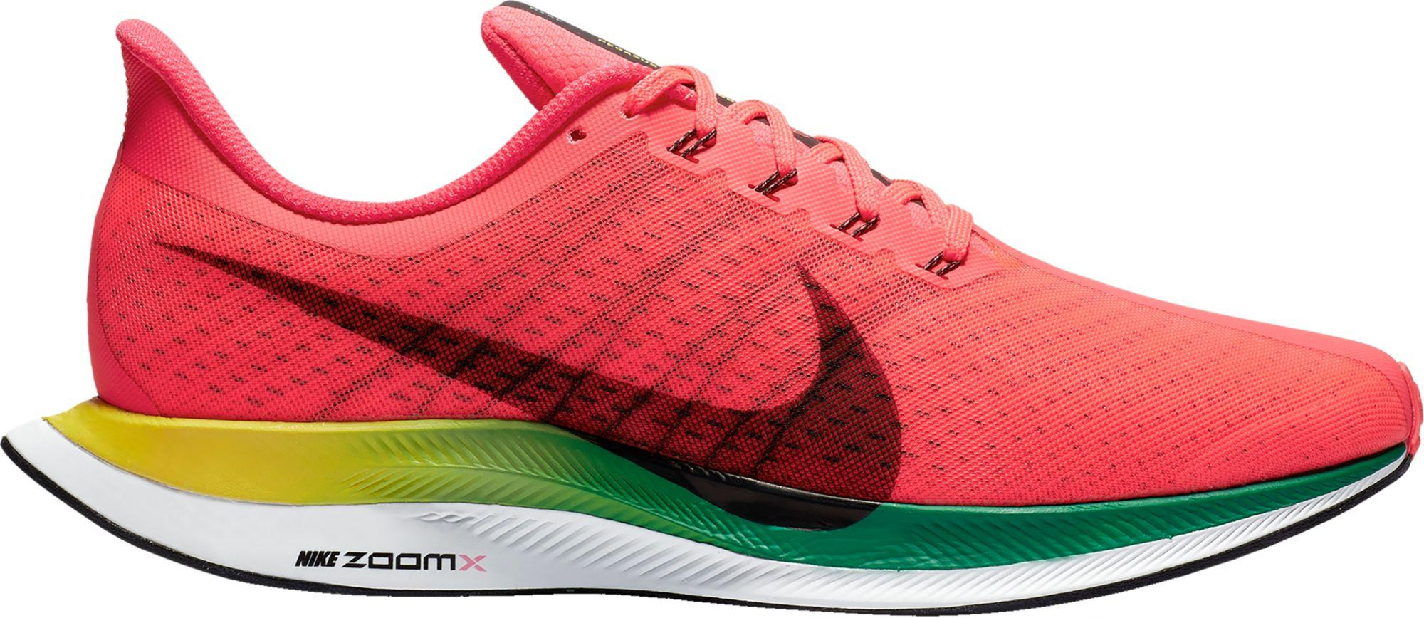 502be0495dfe Lyst - Nike Air Zoom Pegasus 35 Turbo Running Shoes in Red for Men