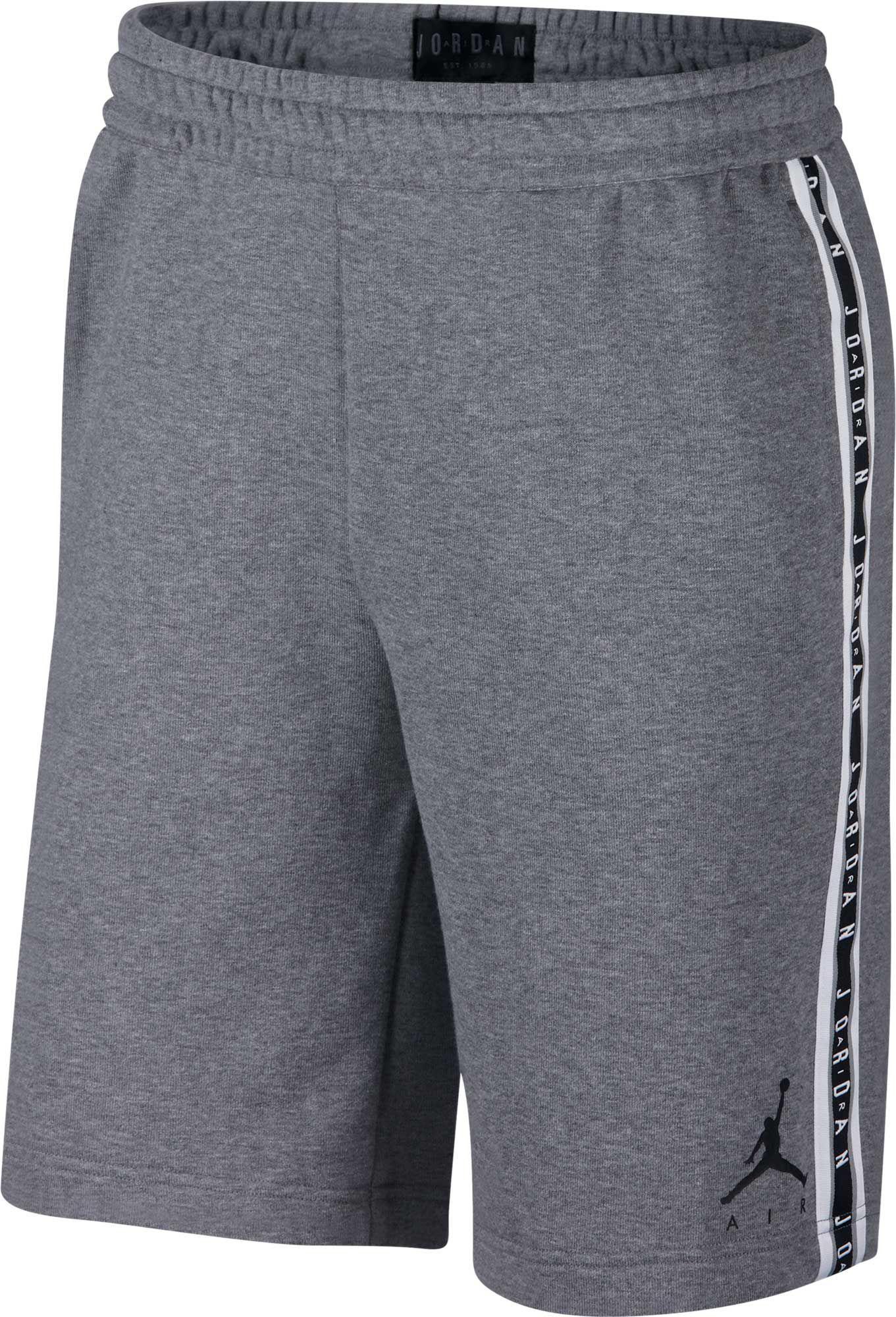 4f9d598e0d6b67 Lyst - Nike Air Hbr Fleece Shorts in Gray for Men