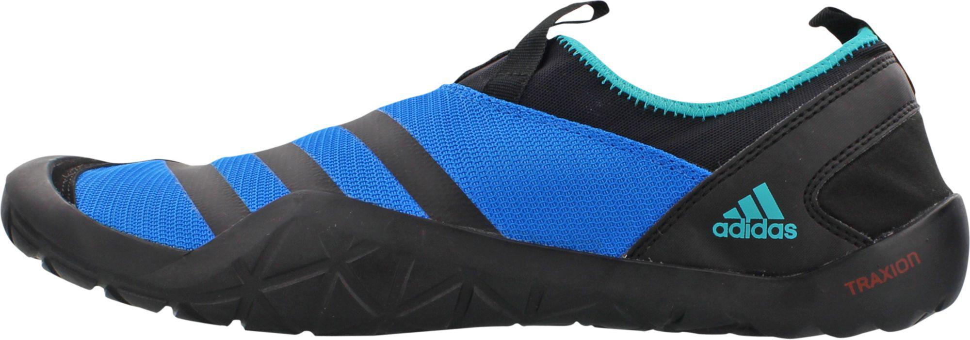 lyst adidas outdoor climacool jawpaw scivolare in acqua le scarpe blu.