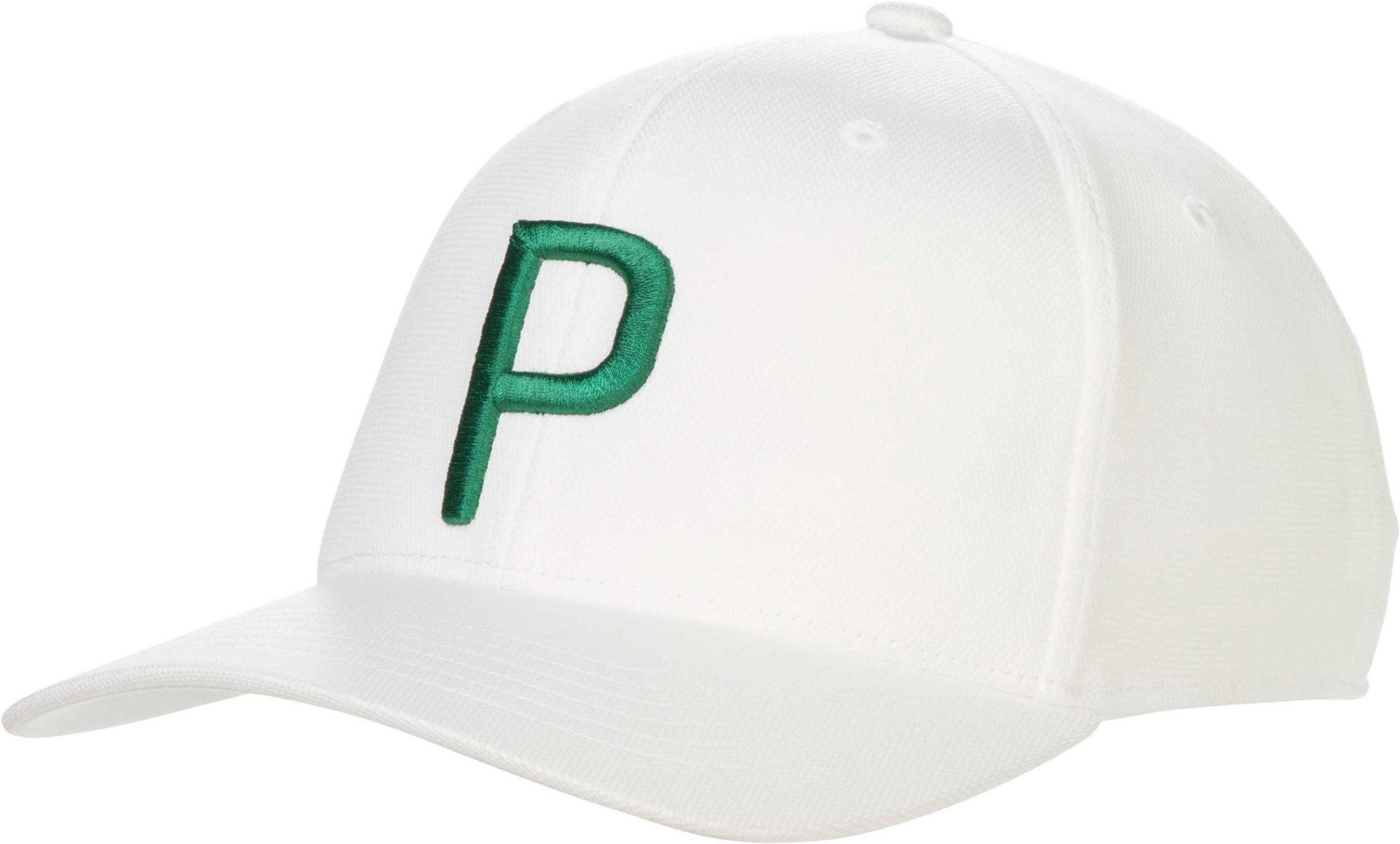 0662a232426b Lyst - PUMA P 110 Recyclable Snapback Golf Hat in White for Men