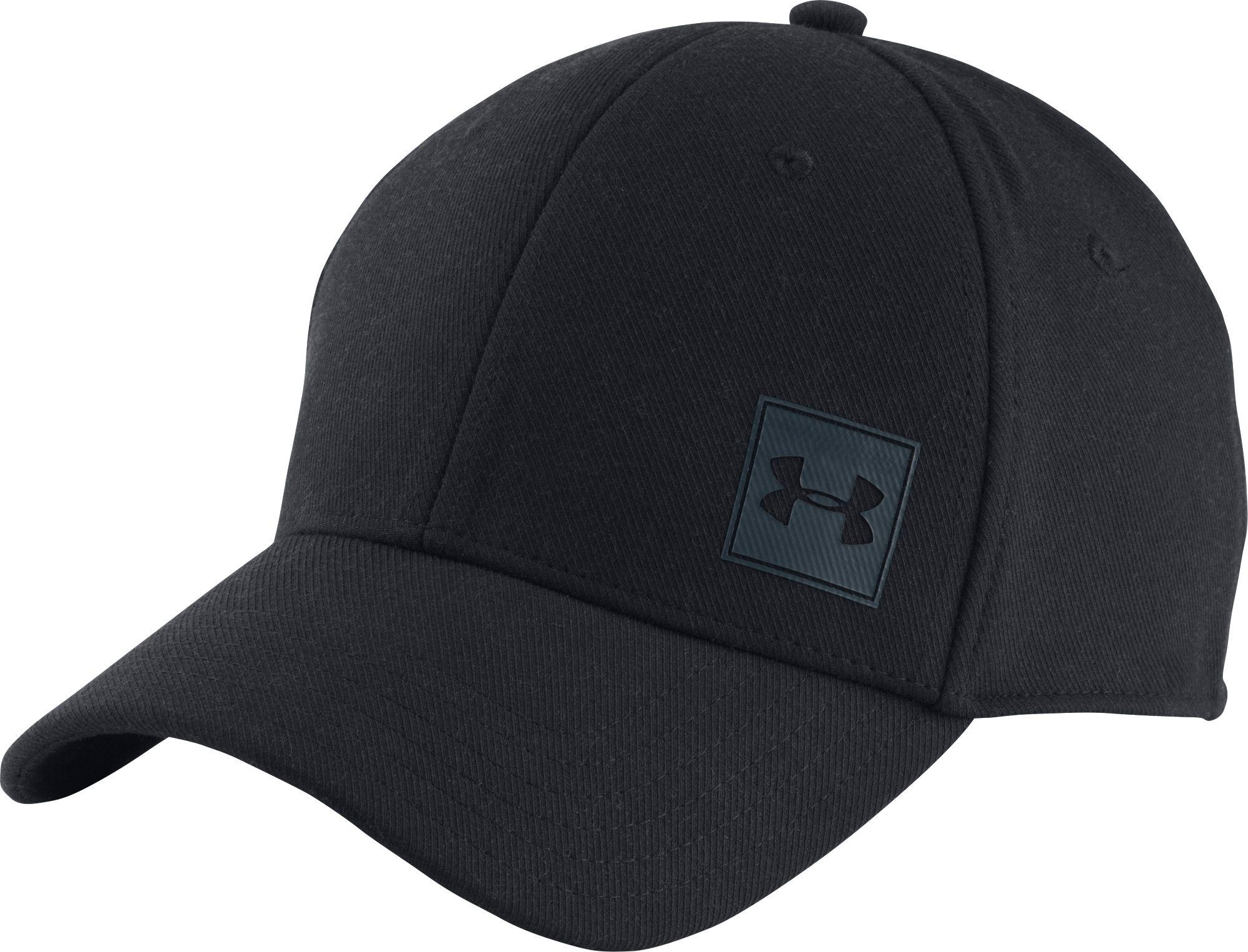 34b8e29fe18fd Under Armour - Black Wool Low Crown Hat for Men - Lyst. View fullscreen