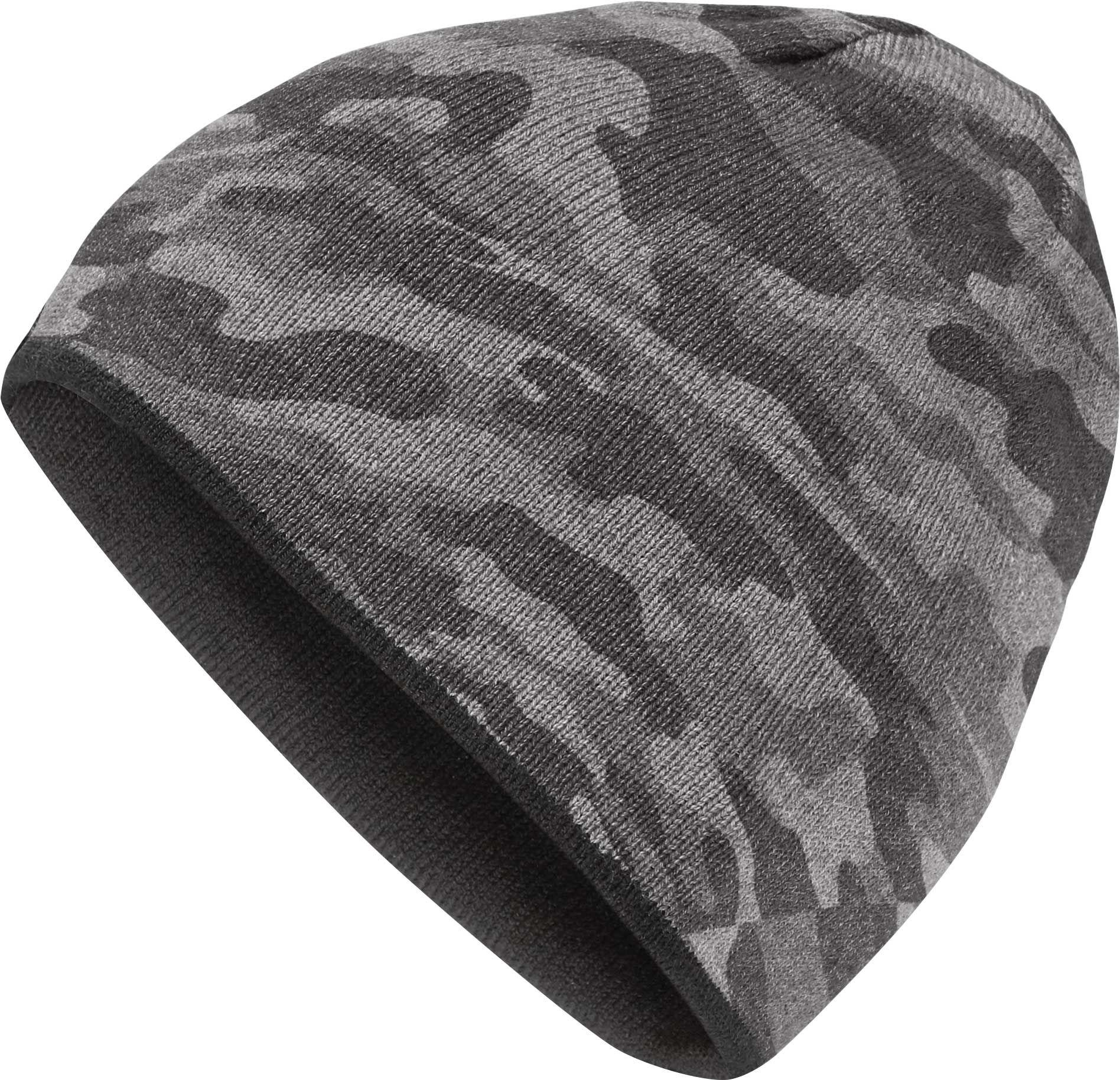 9f75603035fbc The North Face Reversible Highline Beanie in Gray for Men - Lyst