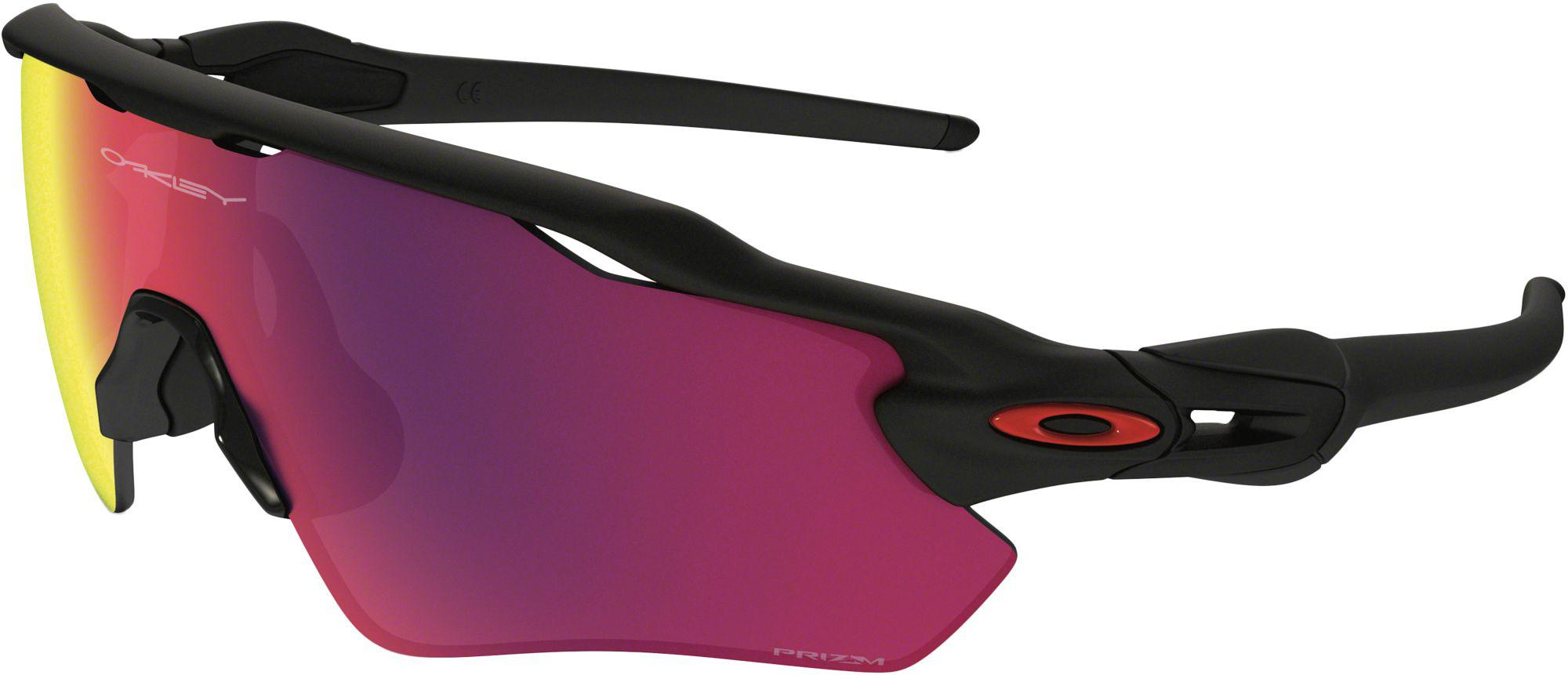 ad355aec9f54 Oakley - Black Radar Ev Path Prizm Road Sunglasses - Lyst. View fullscreen