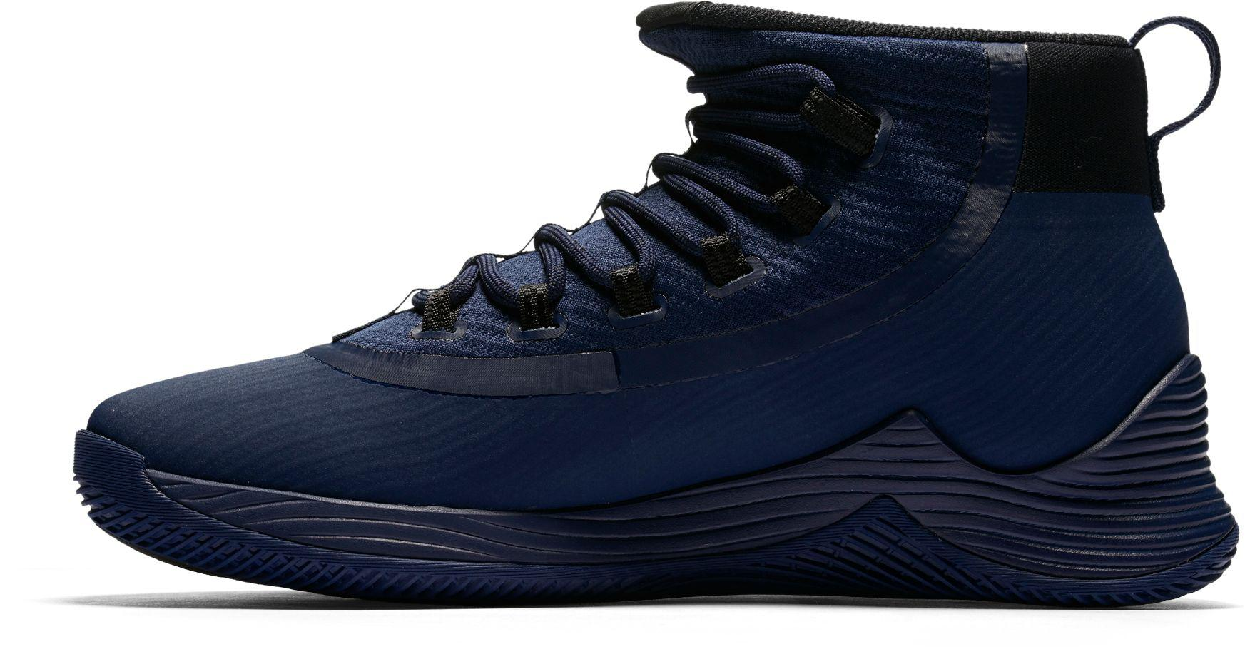 93a32254ac8bf2 Lyst - Nike Ultra Fly 2 Tb Basketball Shoes in Blue for Men