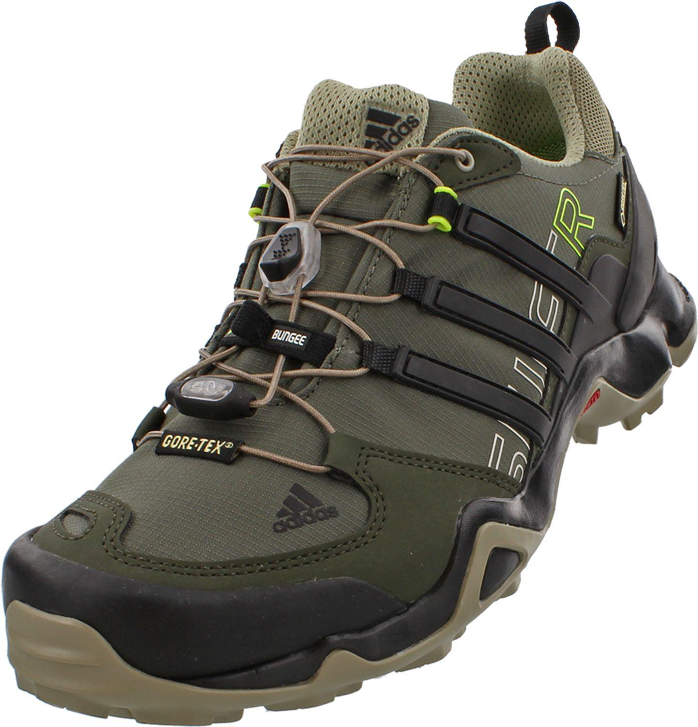 ed118800a Lyst - adidas Outdoor Terrex Swift R Gtx Hiking Shoes in Green for Men