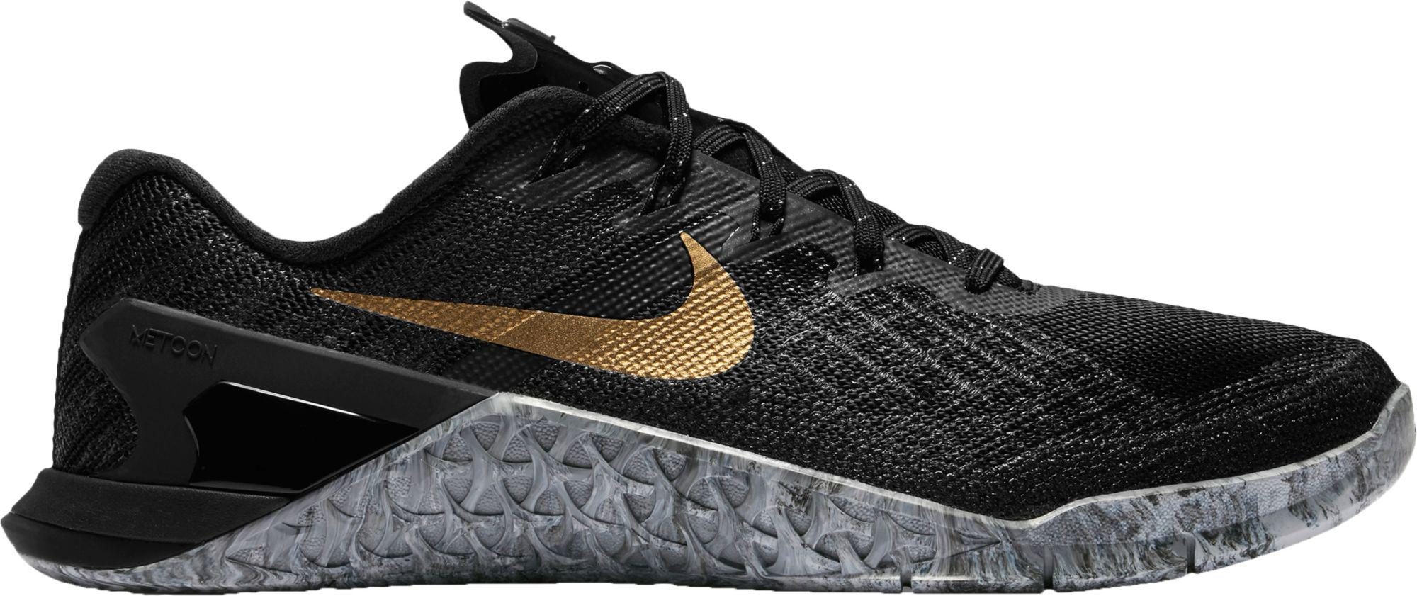21c109aa550 Lyst - Nike Metcon 3 Amp Training Shoes in Black for Men