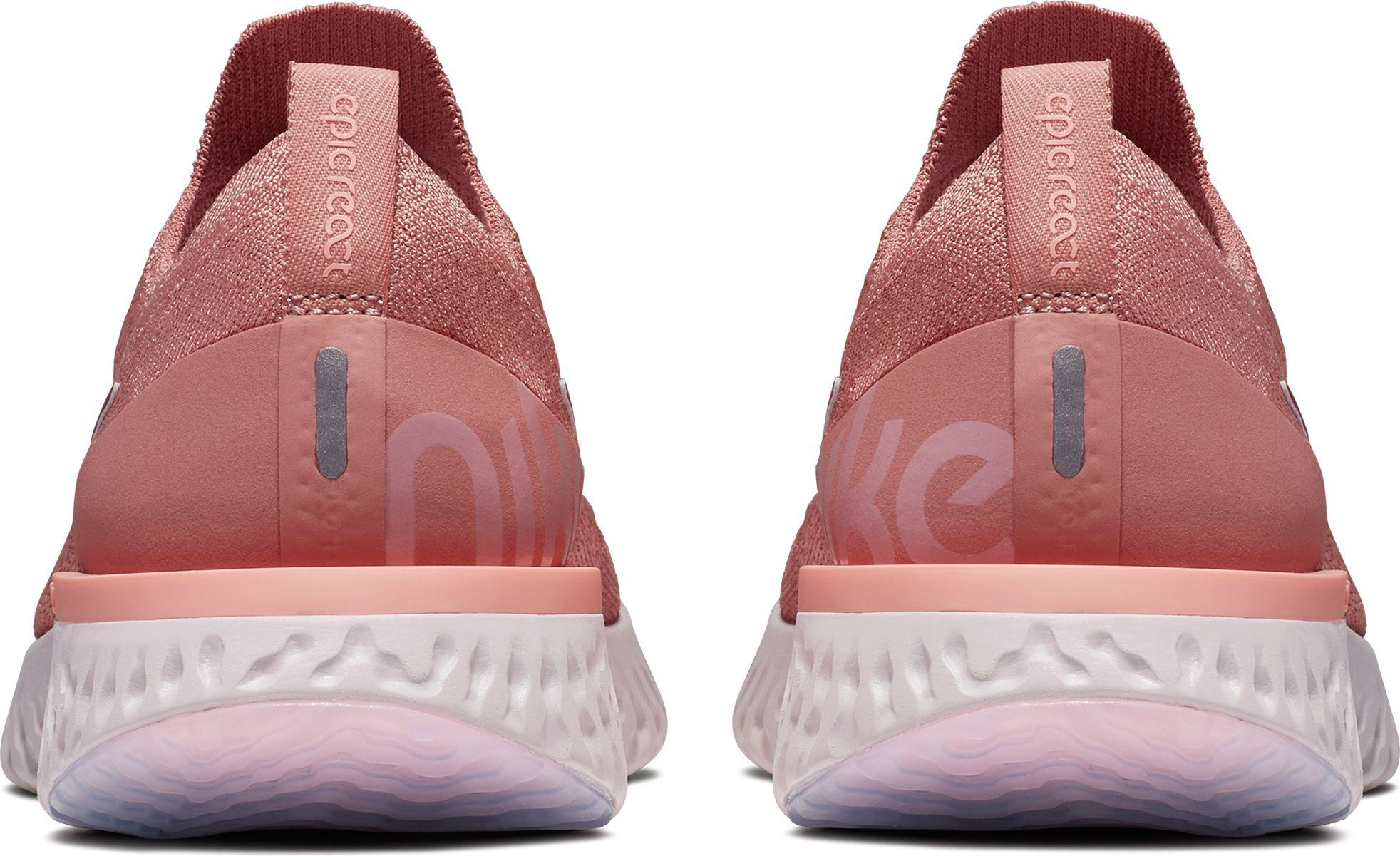 f66ecbcd571a Nike - Multicolor Epic React Flyknit Running Shoes - Lyst