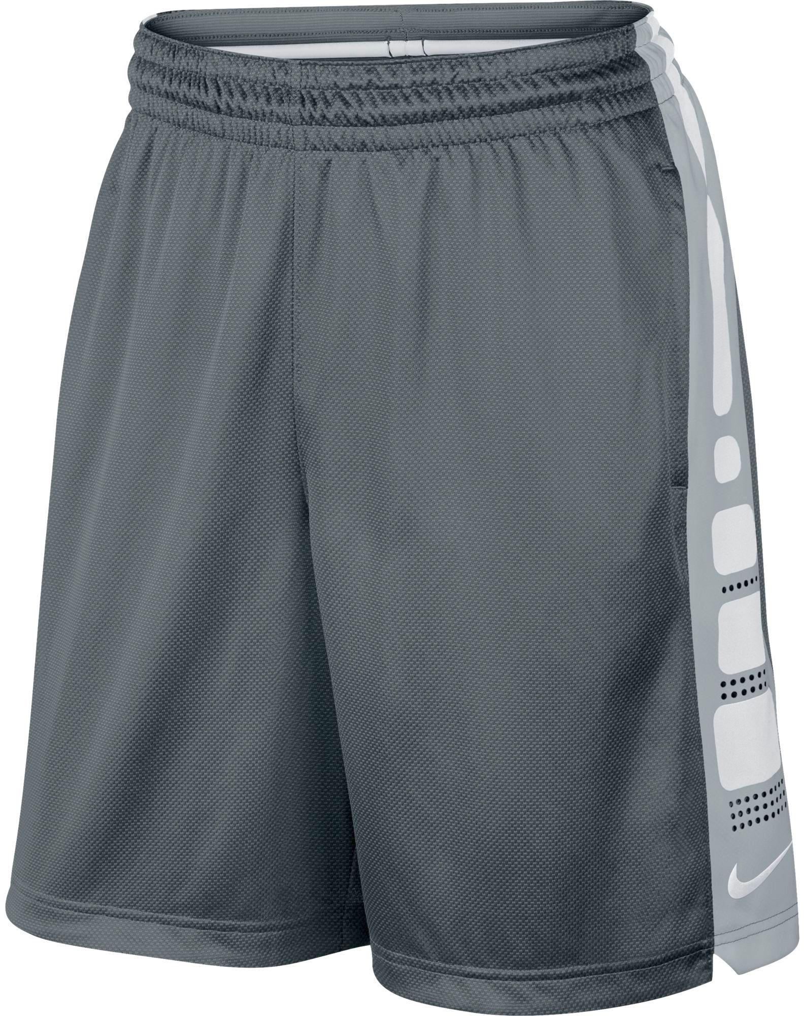 65c7d6761720 Lyst - Nike Elite Dri-fit Basketball Shorts in Gray for Men