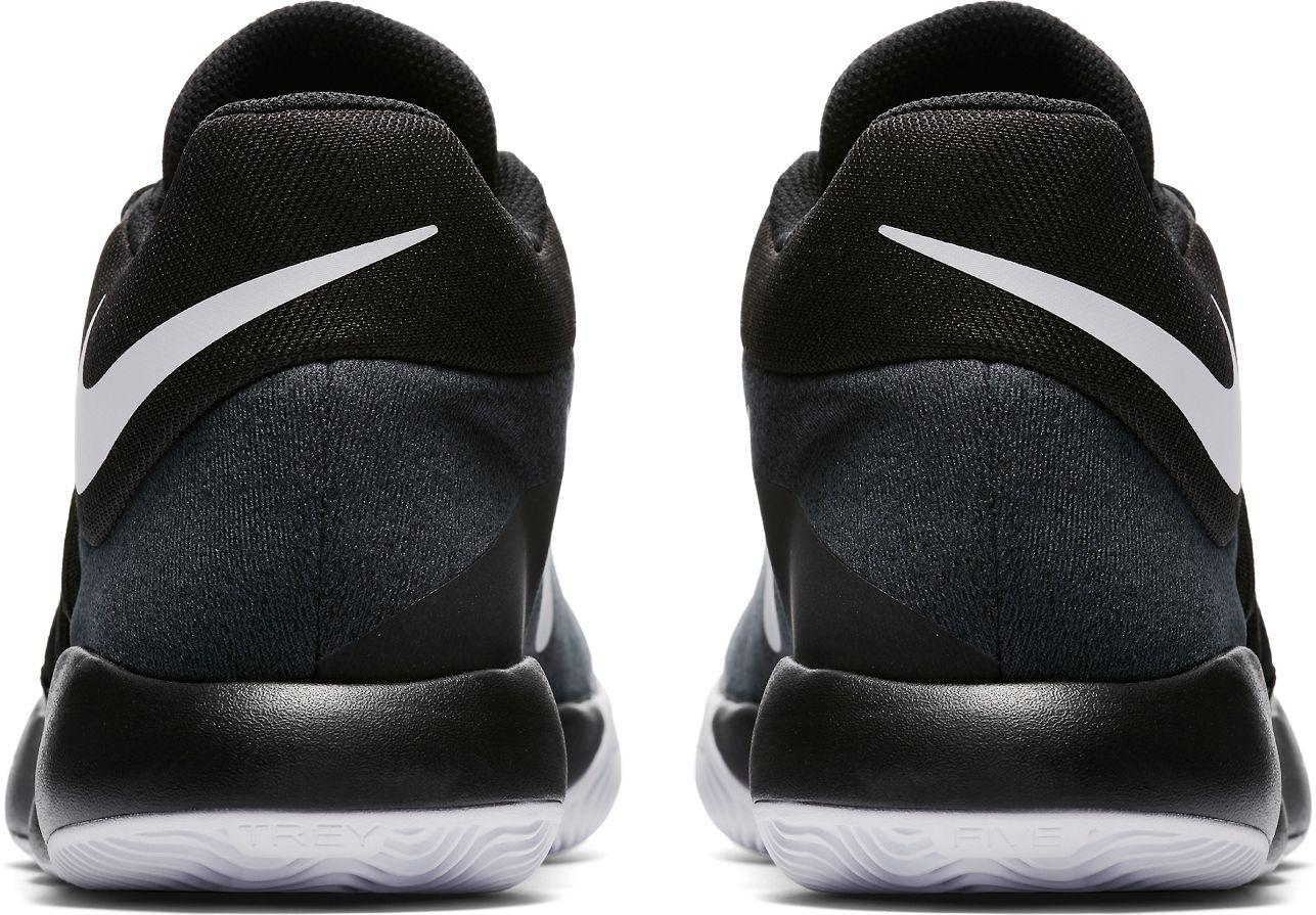 338c020985ee ... czech nike black kd trey 5 v basketball shoes for men lyst 19d0c a31f6