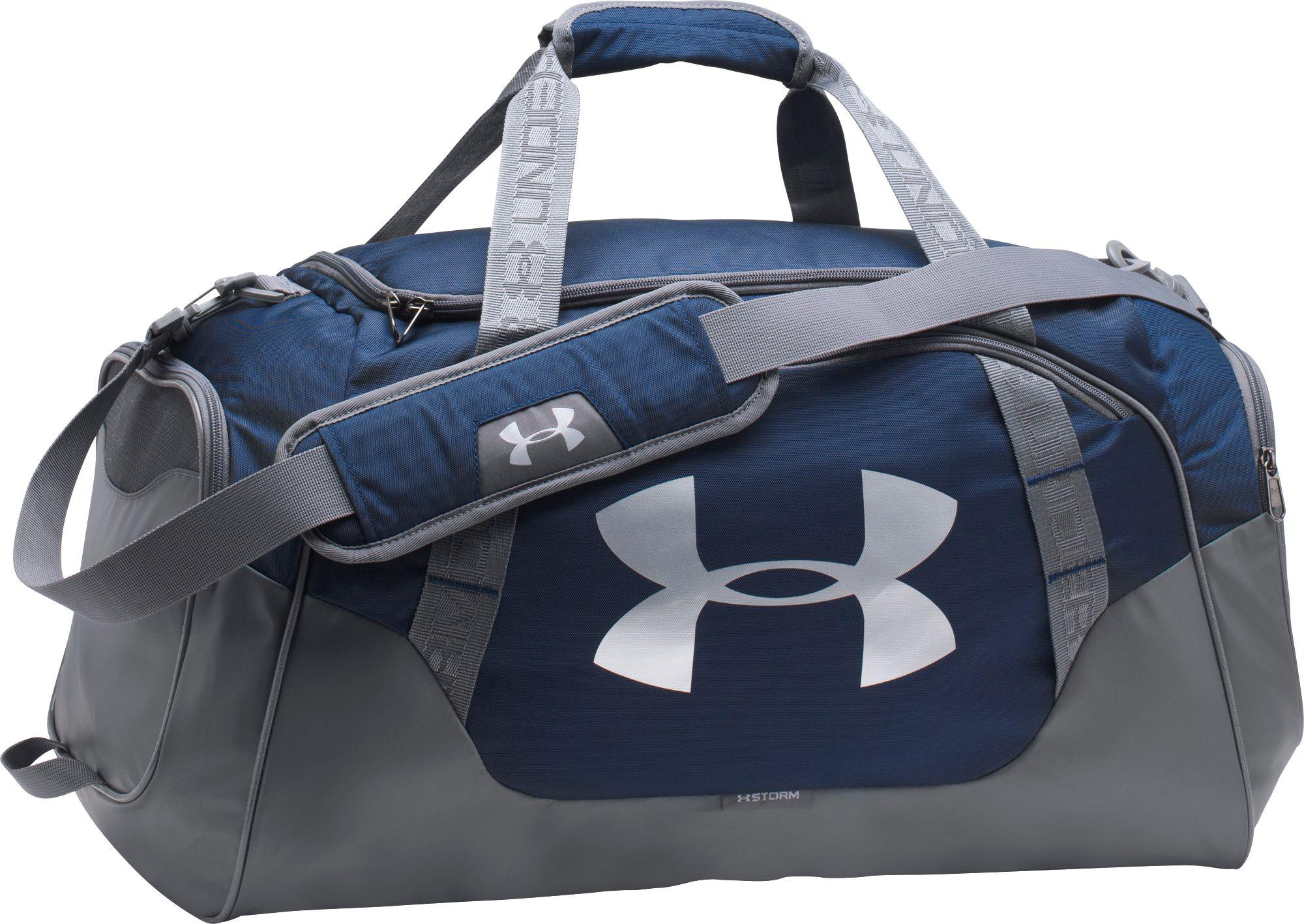 a85b63abcc Lyst - Under Armour Undeniable 3.0 Medium Duffle Bag in Blue for Men ...