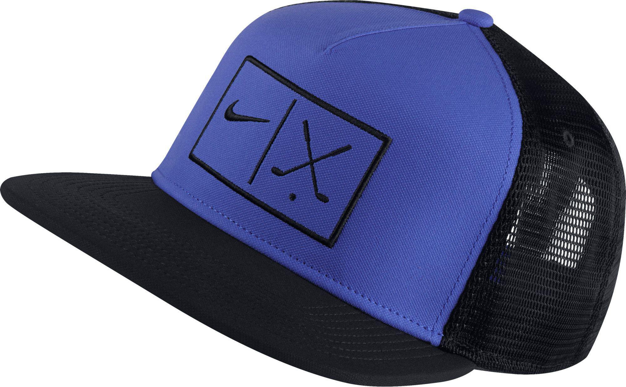 ae1f84fd699 Lyst - Nike True Novelty Golf Hat in Blue for Men