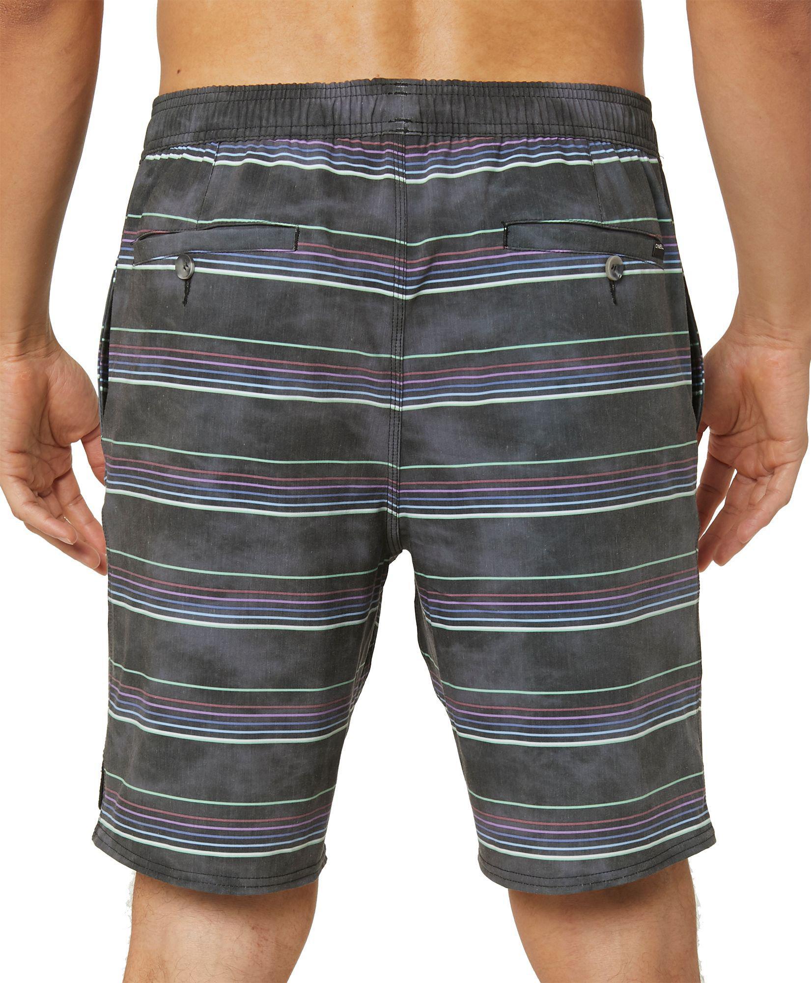 d703664ac5505 Lyst - O'neill Sportswear Hodge Podge Volley Cruzer Board Shorts in Black  for Men