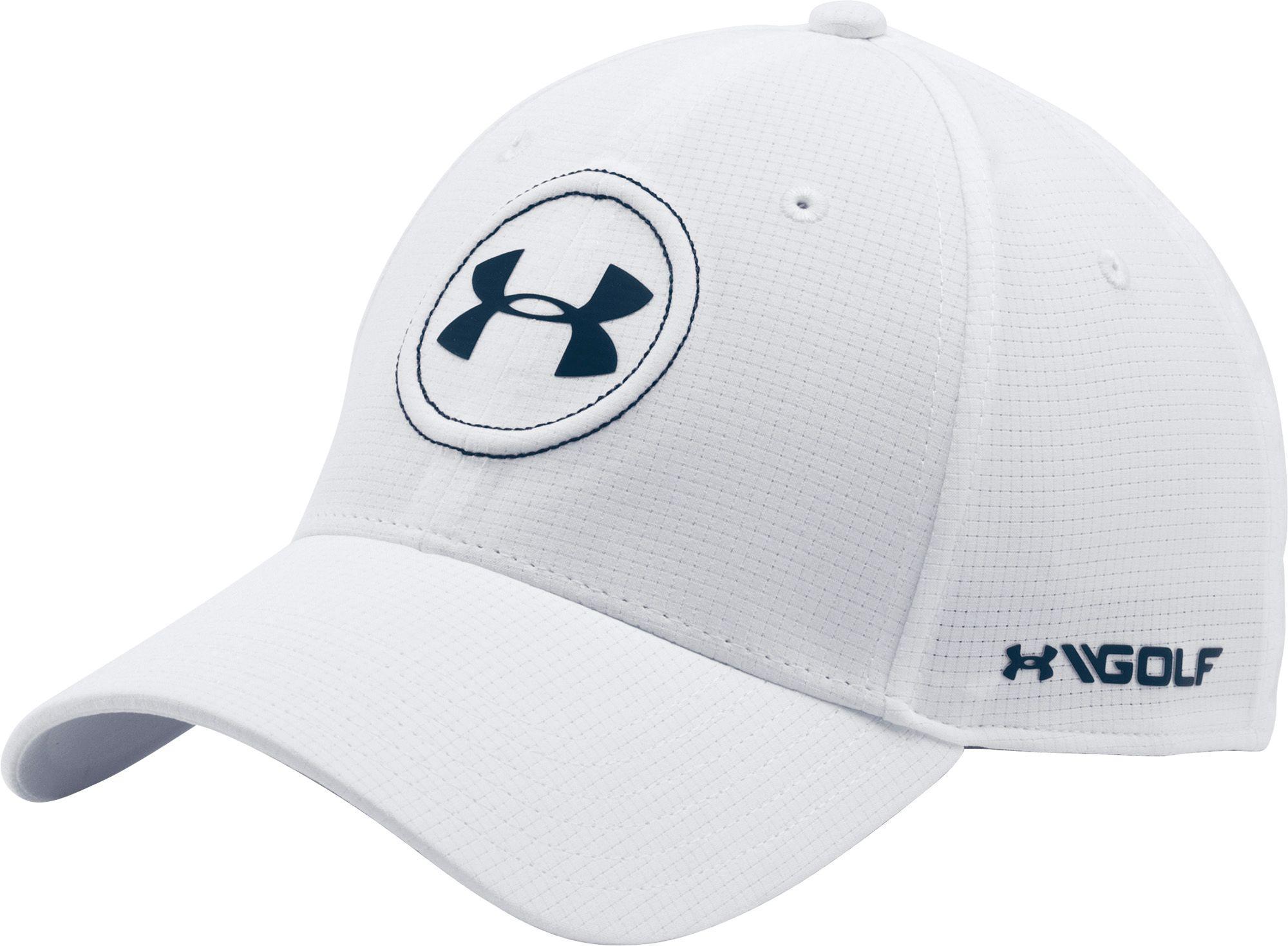 65190504bfdd27 Under Armour - White Jordan Spieth Official Tour Golf Hat for Men - Lyst