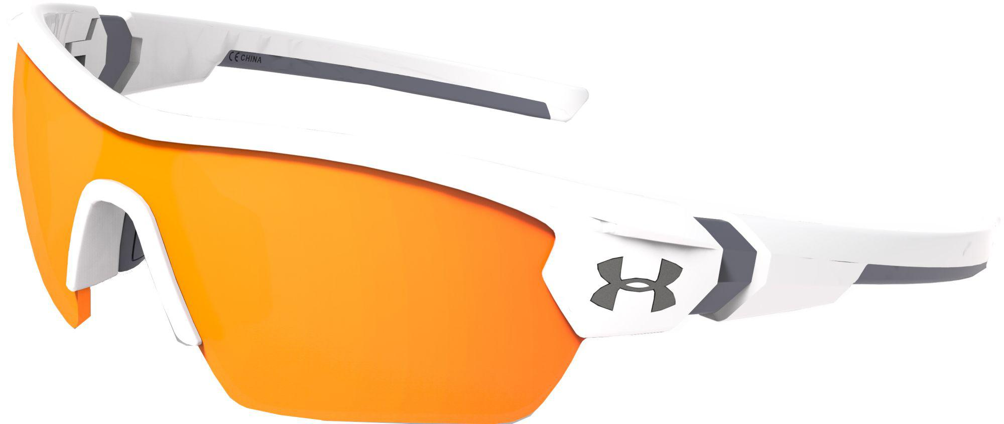 6c1812c7ecb5 Lyst - Under Armour Youth Menace Sunglasses in White for Men
