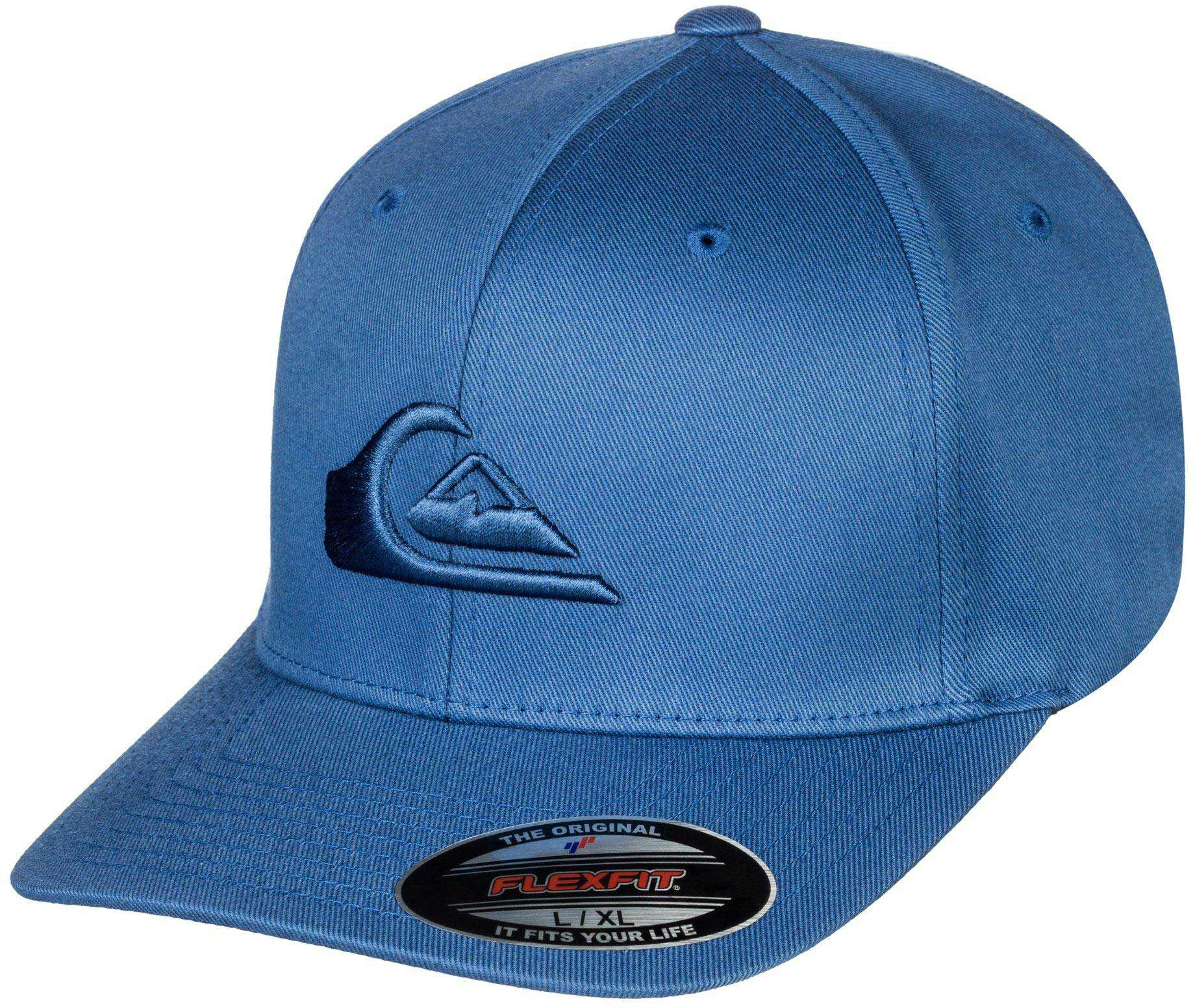 competitive price 5b113 fecb8 Quiksilver Mountain And Wave Flexfit Hat in Blue for Men - Lyst