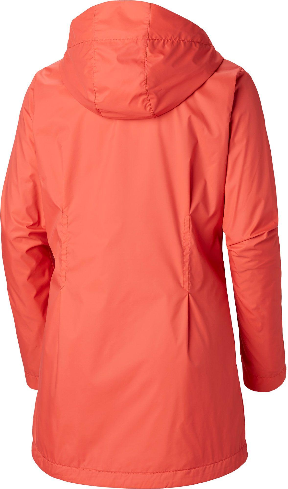 Columbia Switchback Lined Long Rain Jacket - Lyst