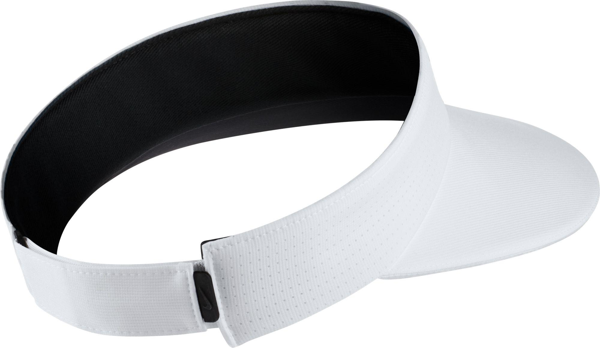 eeee245669490 Lyst - Nike Aerobill Big Bill Golf Visor in White