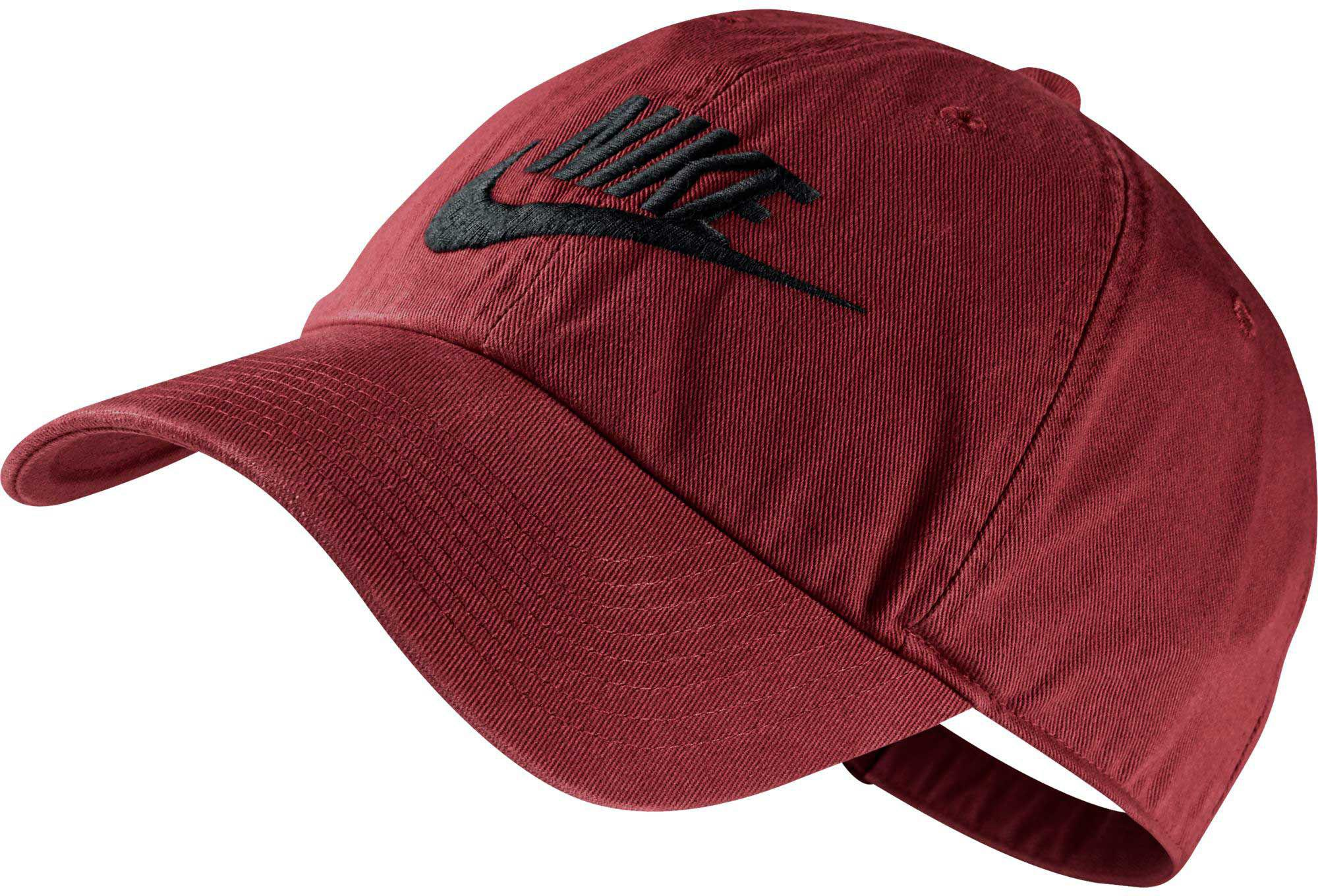 detailed look d98c1 d8ee4 Nike Heritage 86 Futura Adjustable Hat in Red for Men - Lyst