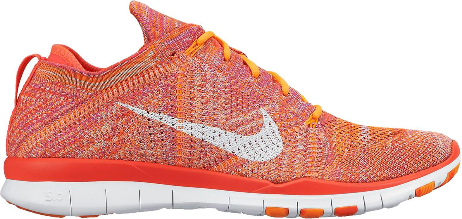 ddaec7b69bac8 Nike - Multicolor Free Flyknit Tr 5.0 Training Shoes - Lyst