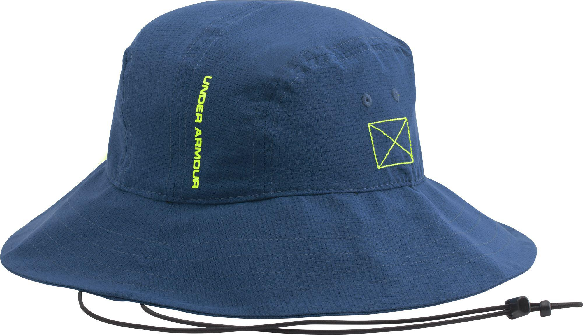 a9632007d40 Lyst - Under Armour Airvent Bucket Hat in Blue for Men