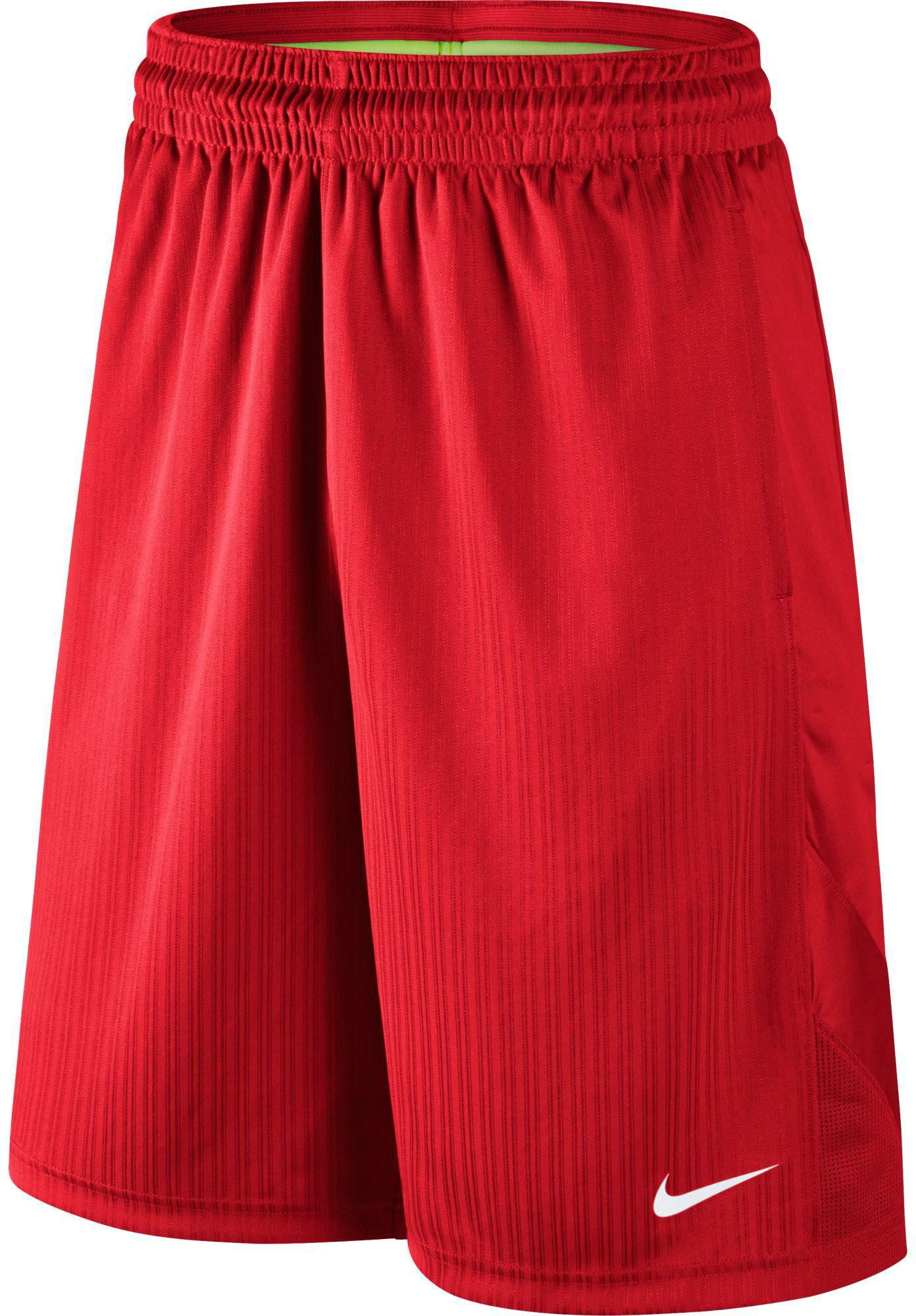 21566fcf40f Lyst - Nike Layup 2.0 Basketball Shorts in Red for Men