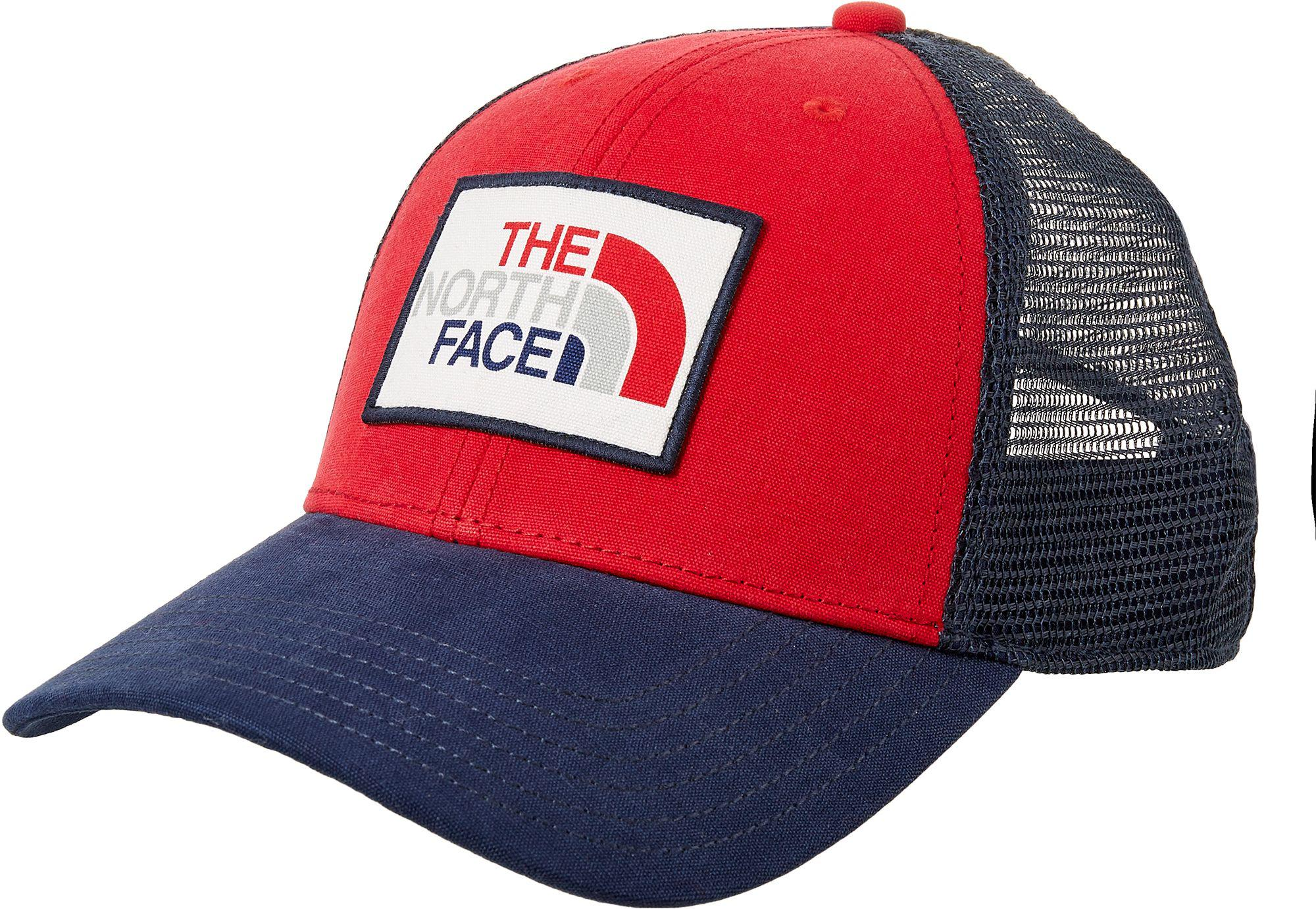 Lyst - The North Face Uni Trucker Hat in Blue for Men 4b4dee9f68e1