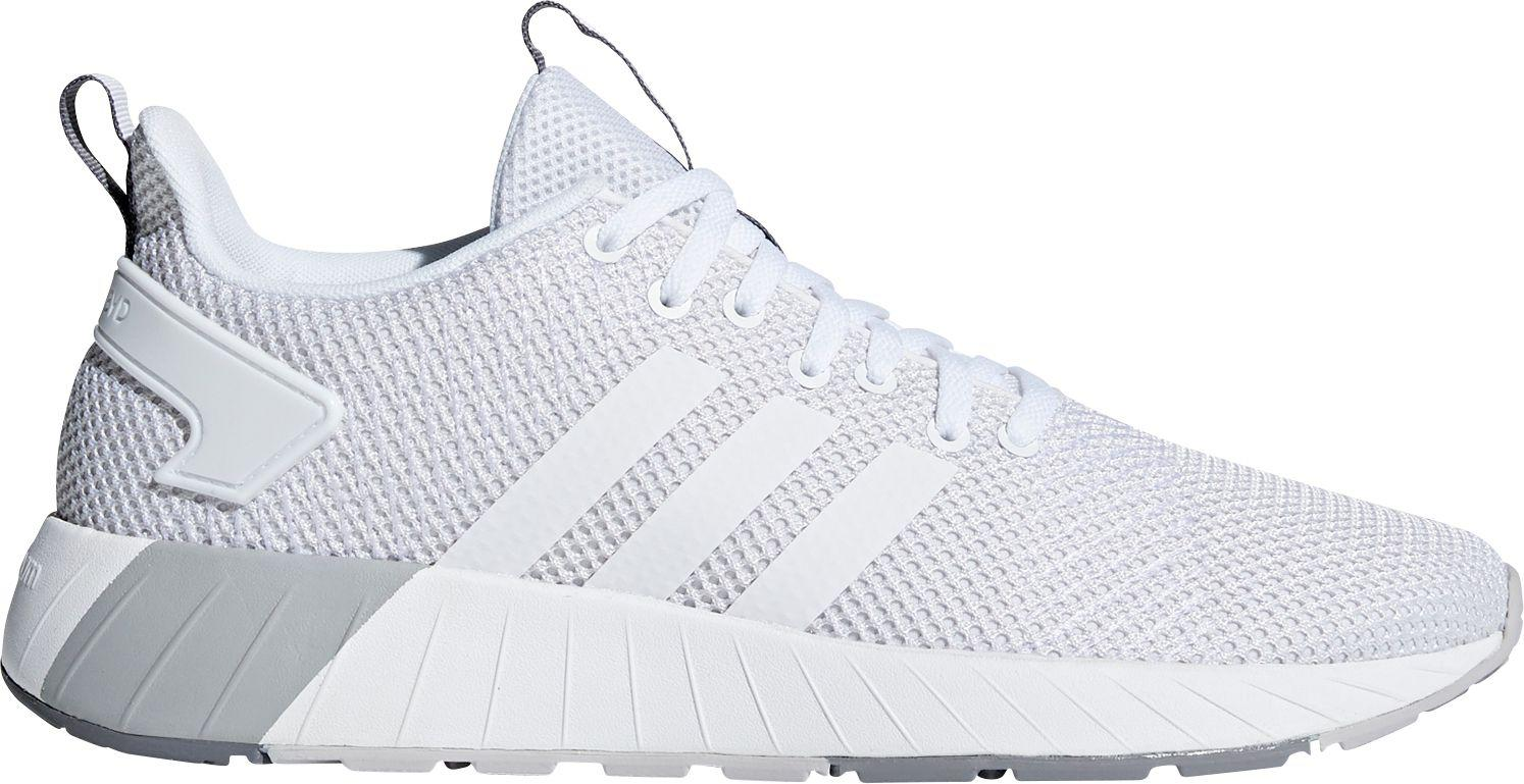 low priced 8ea57 5ec19 Lyst - adidas Questar Byd Shoes in White for Men